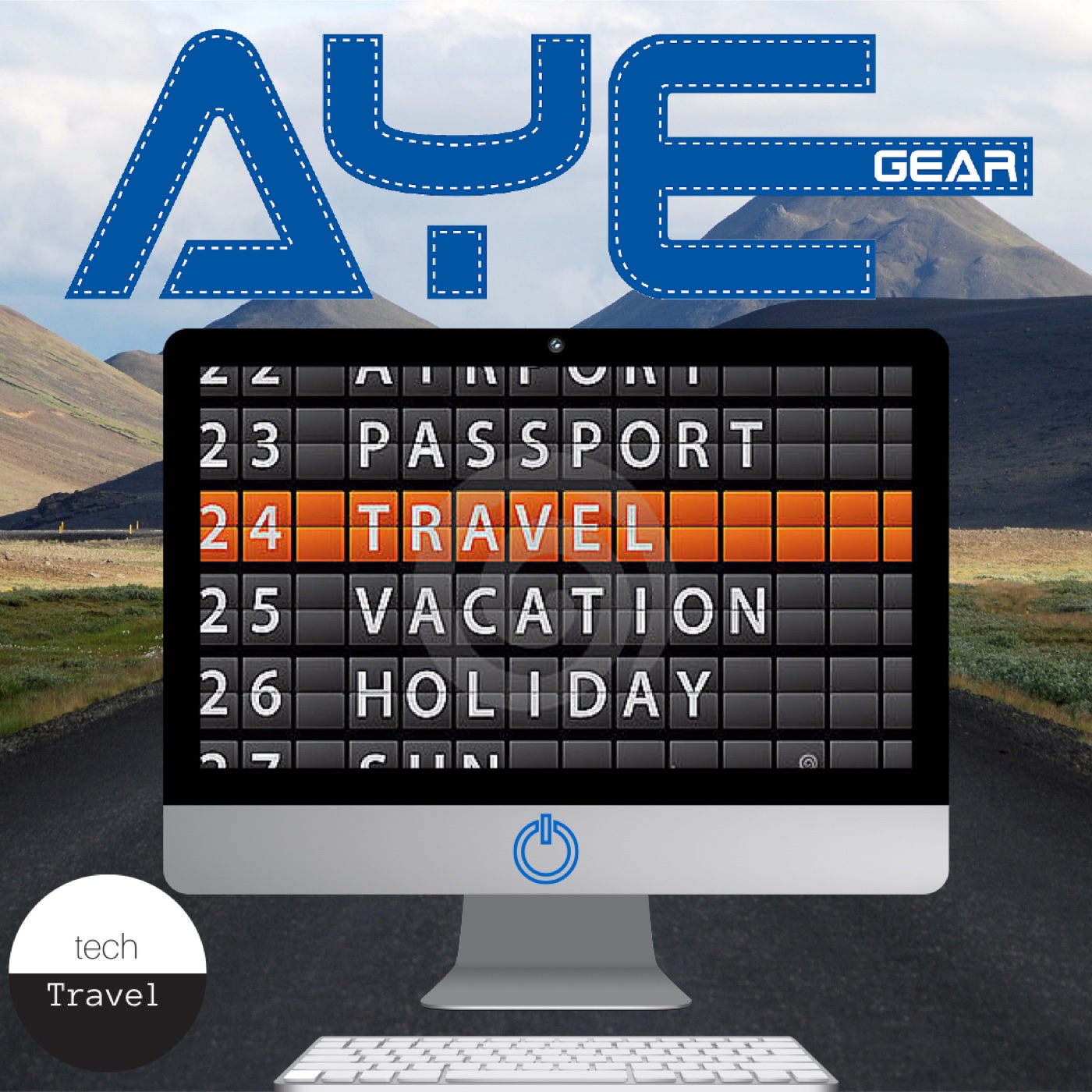 AyeGear Travel Tech Podcast