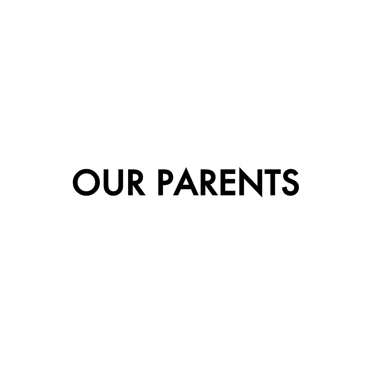 Our Parents Podcast