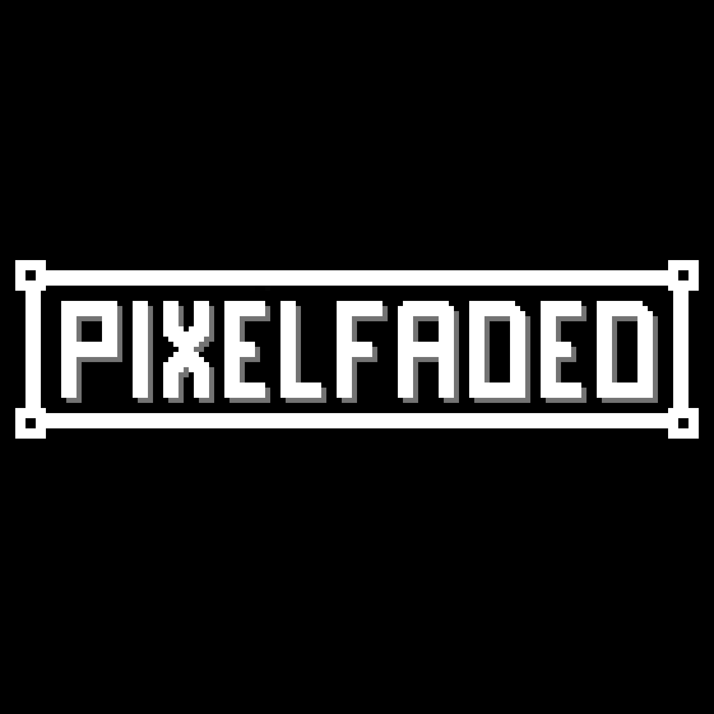 Pixelfaded