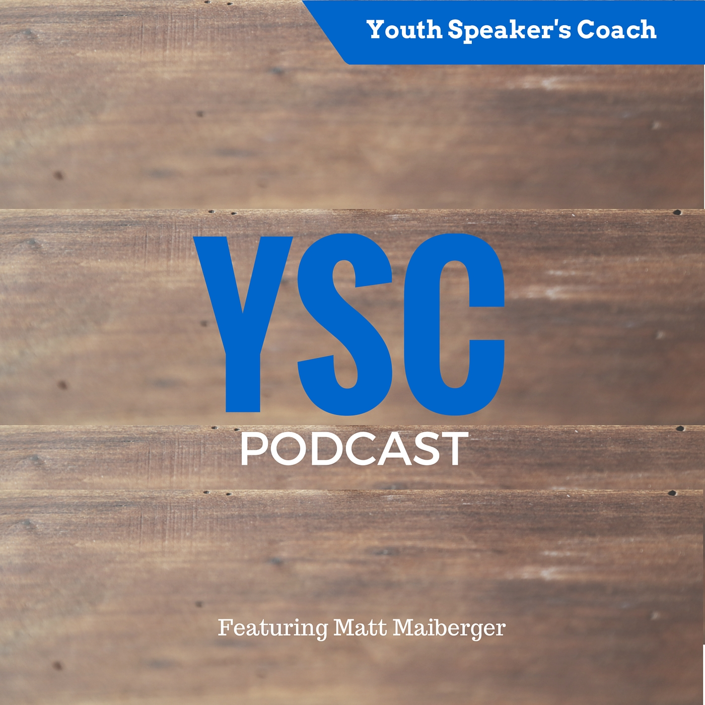 Youth Speaker's Coach Podcast