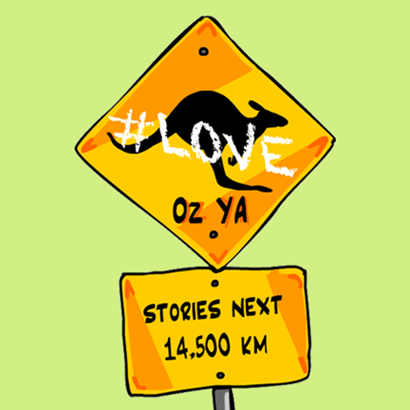 #LoveOzYA Podcast