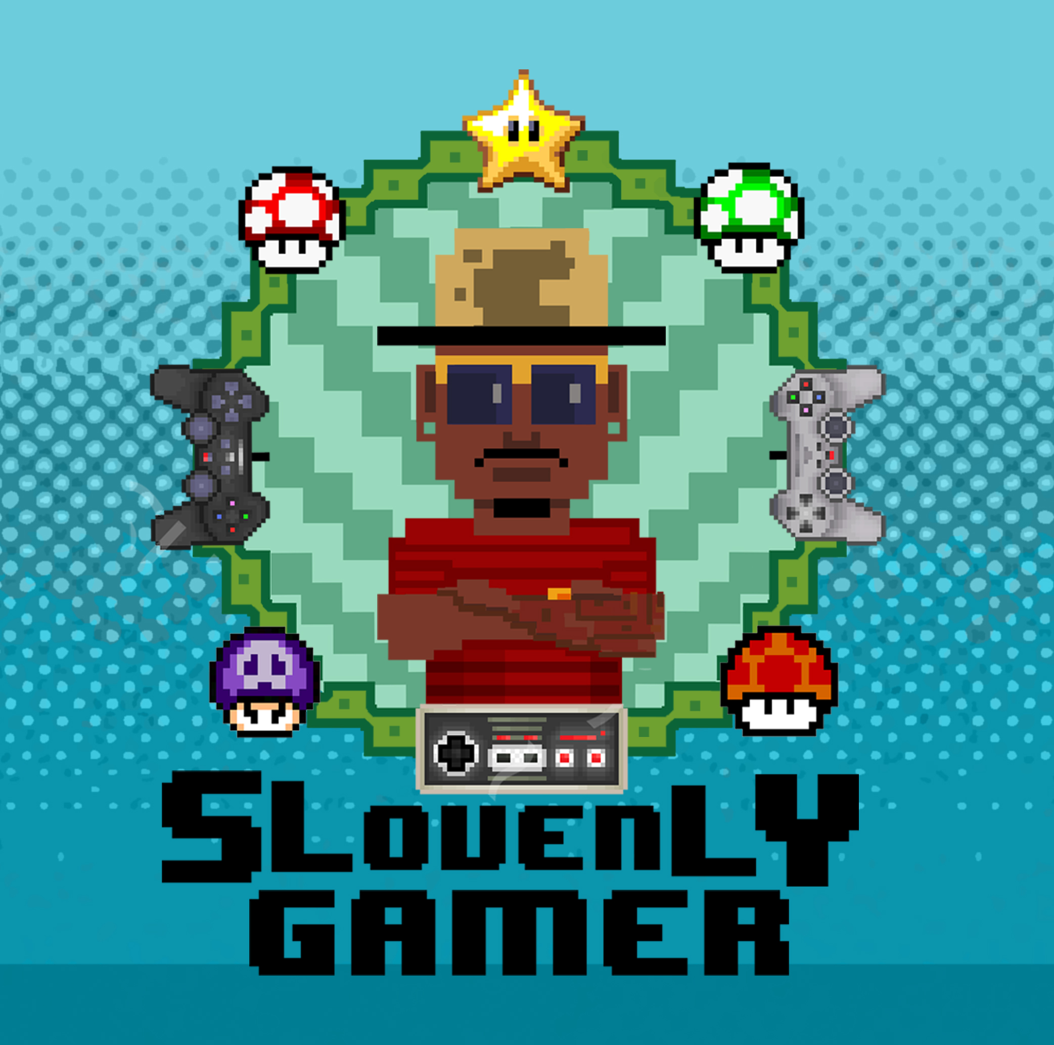 Slovenly Gamer