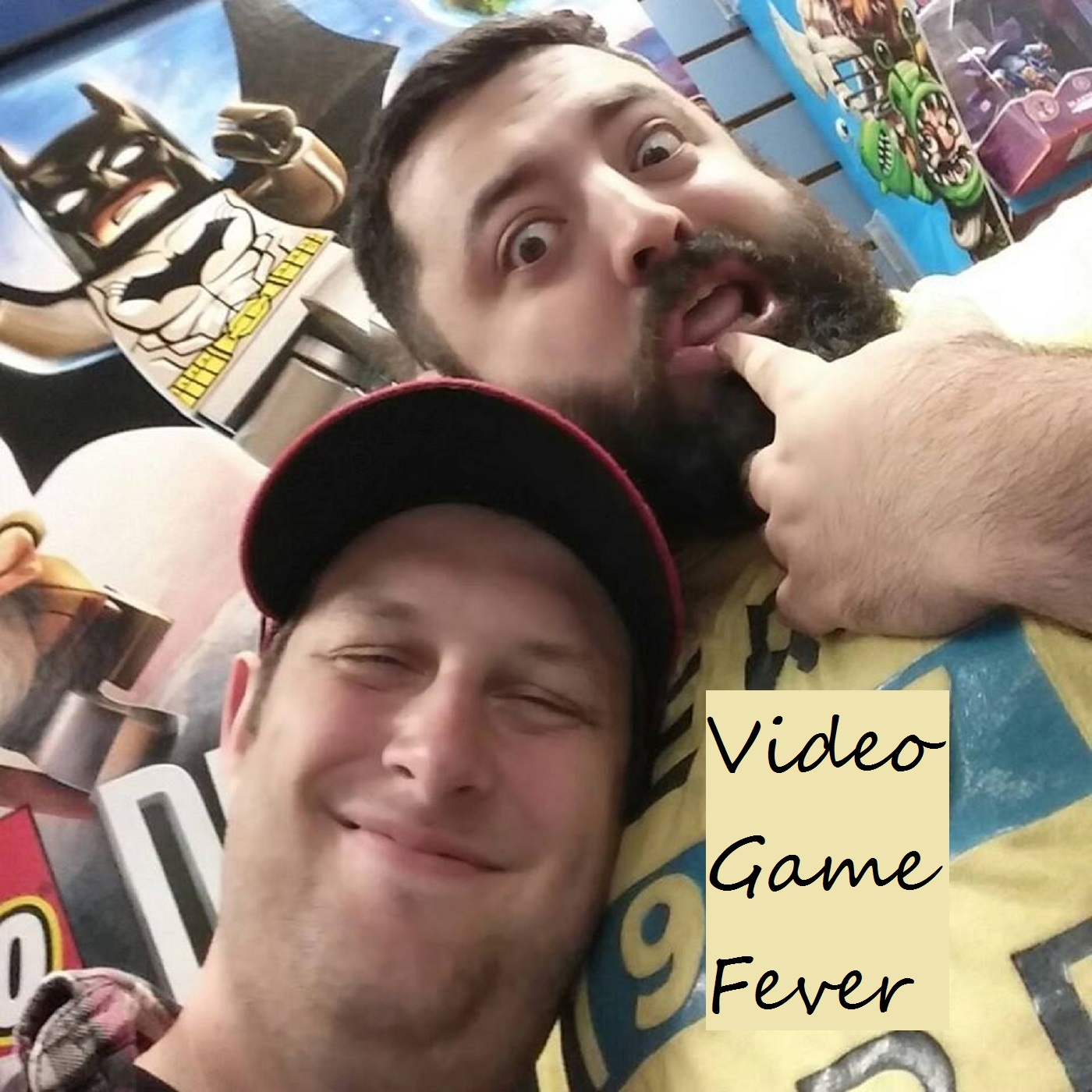 Video Game Fever