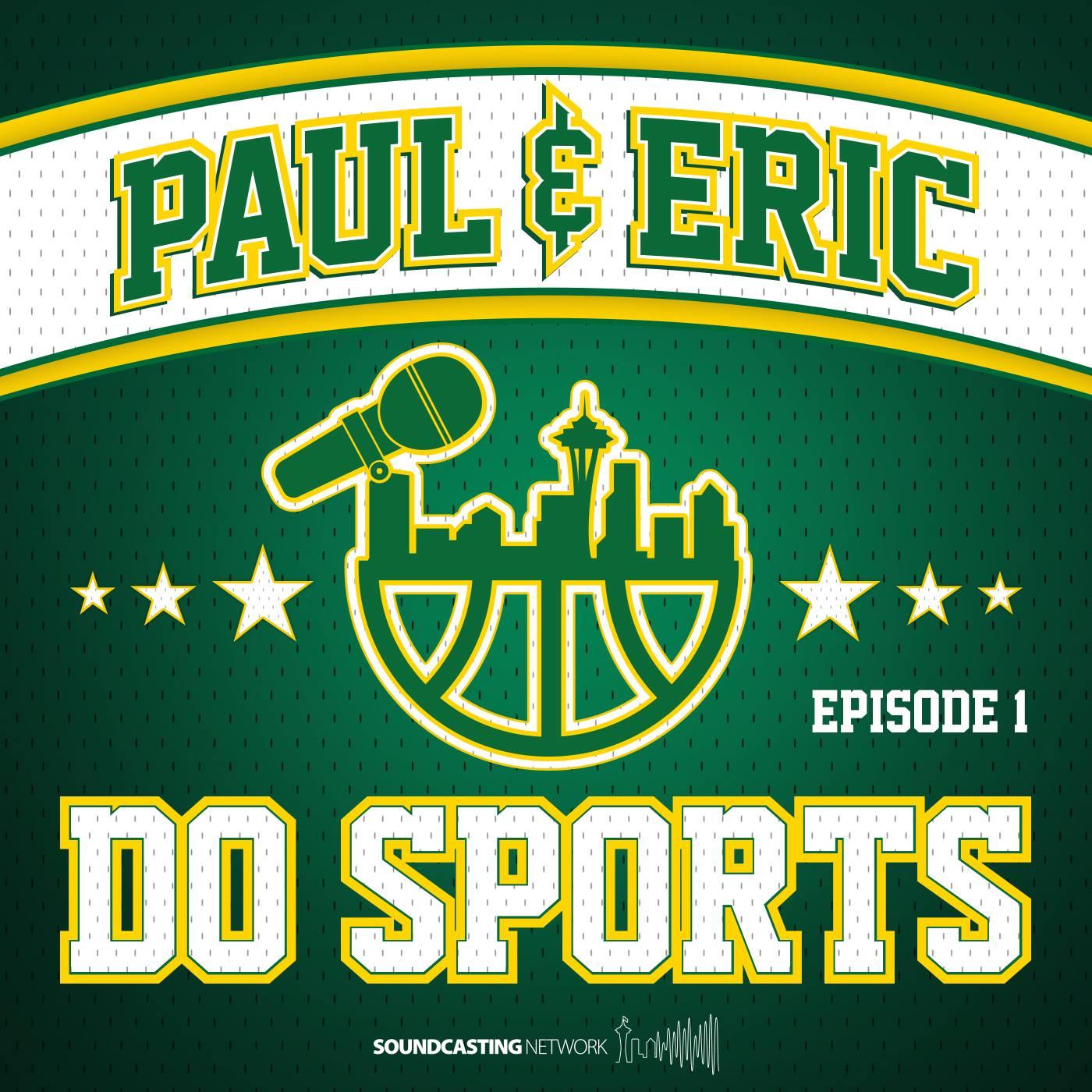 Paul & Eric Do Sports