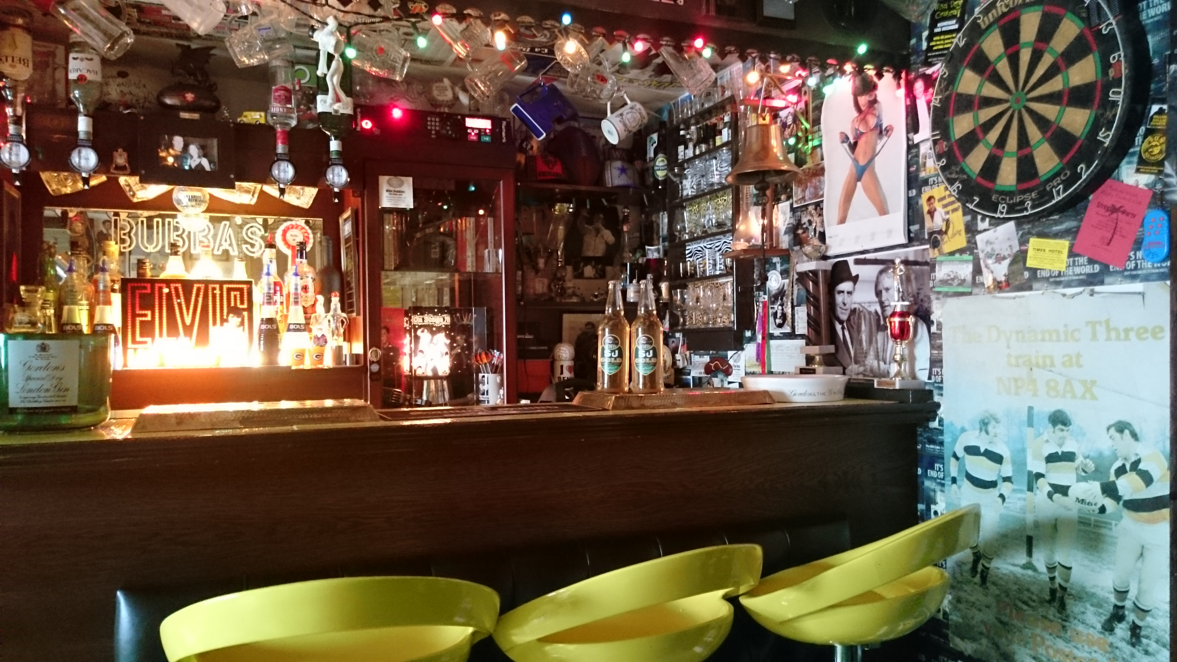 Two Men One Pub