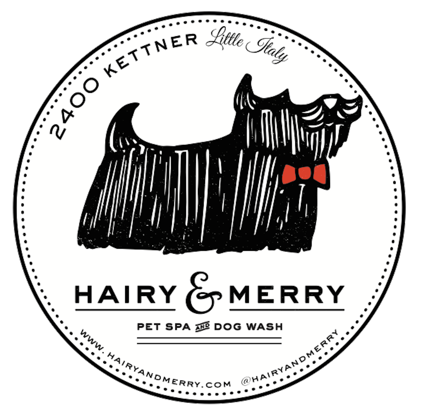 Hairy & Merry-Dog Podcast