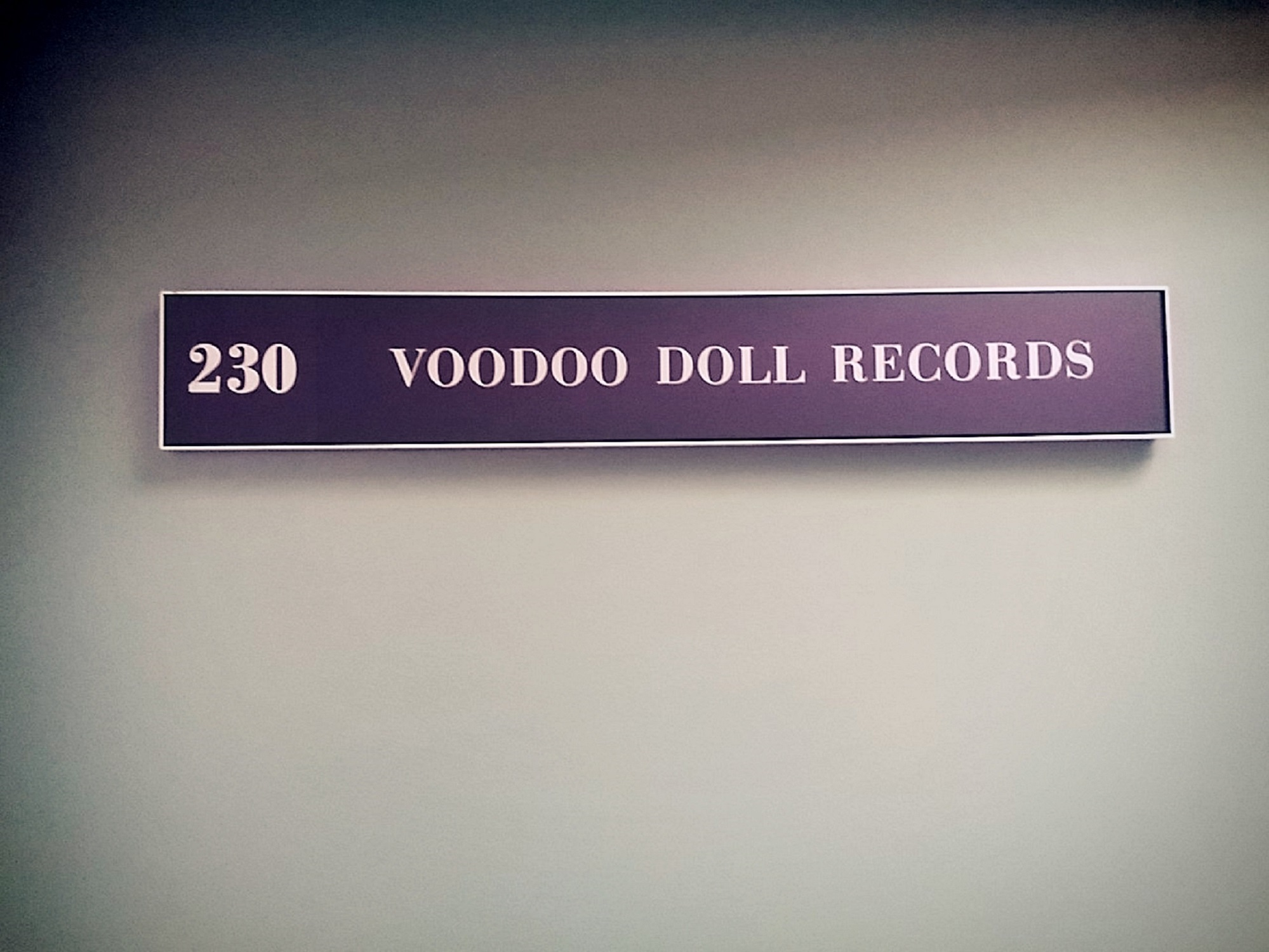 Voodoo Doll Records Podcast