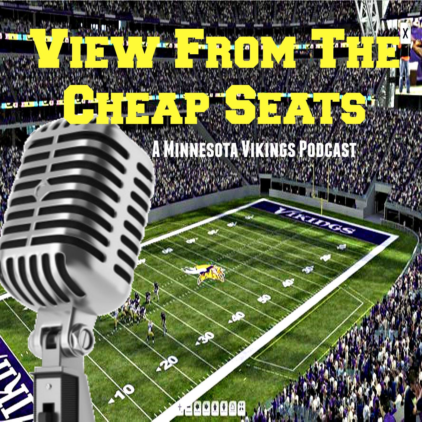 View from the Cheap Seats: A Minnesota Vikings Podcast