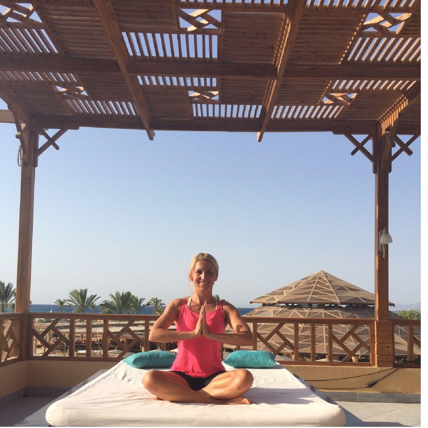 Yogacoach Andrea Szodruch