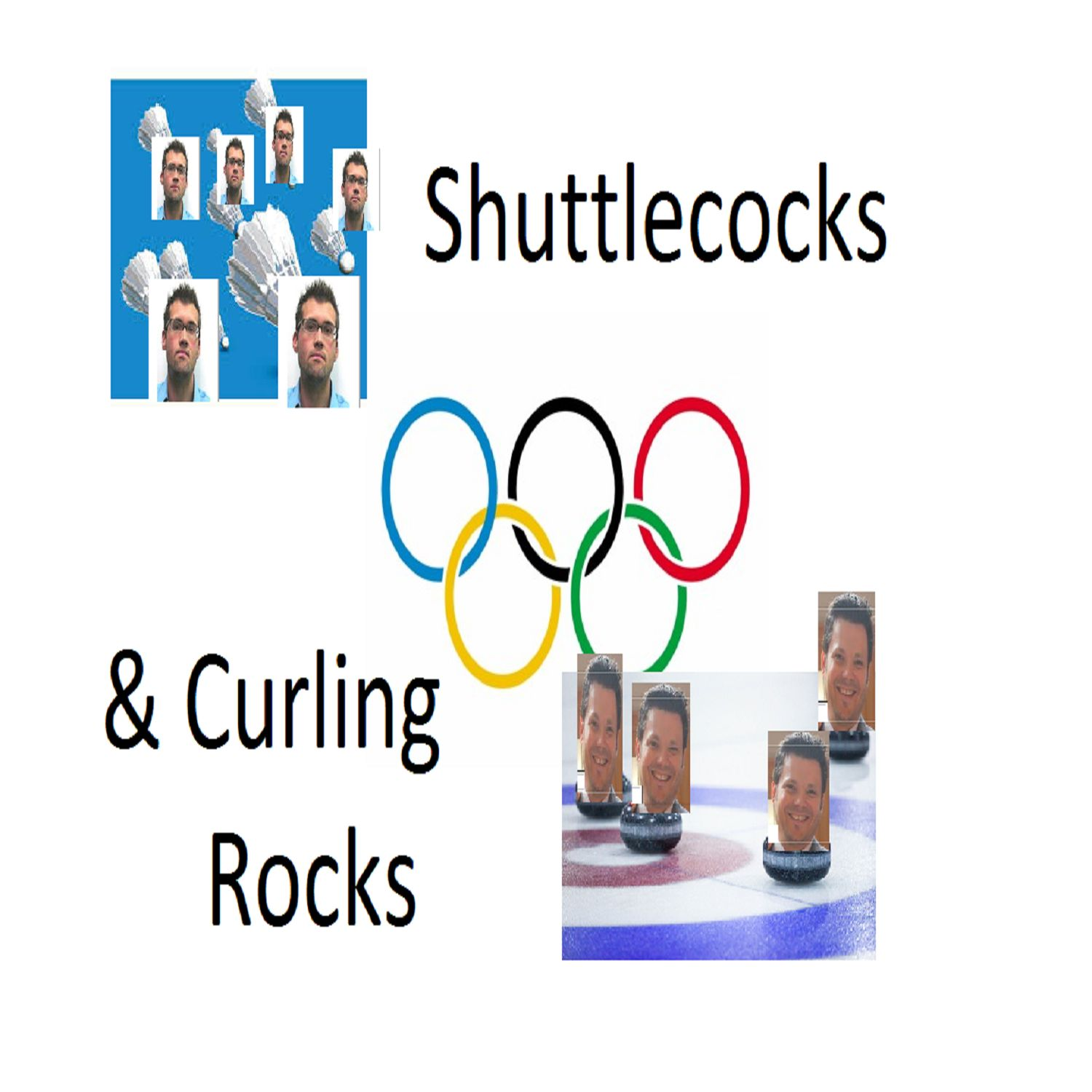 Shuttlecocks and Curling Rocks