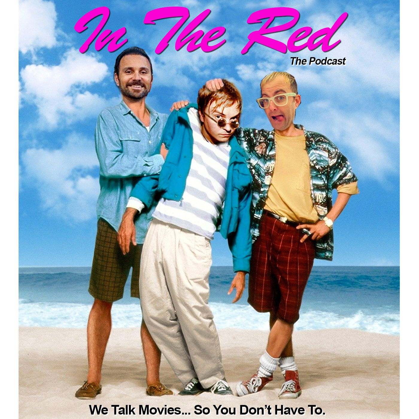 IN THE RED - We Talk Movies