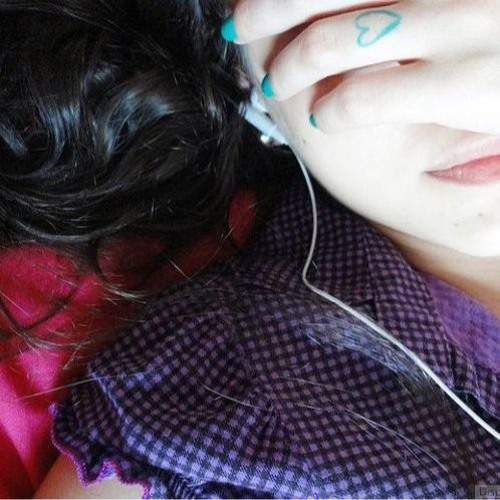 photo of girls hiding face № 13548