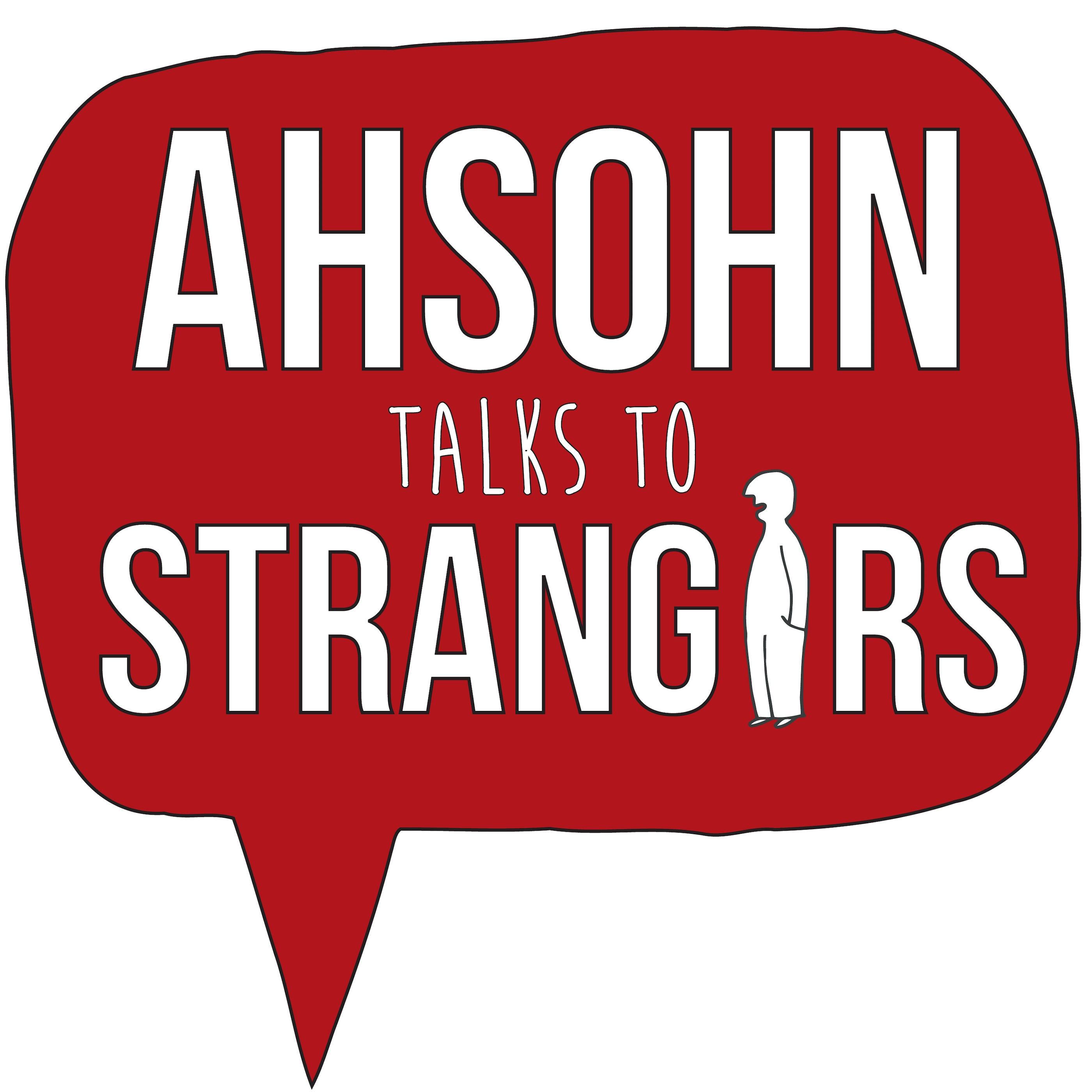Ahsohn Talks To Strangers