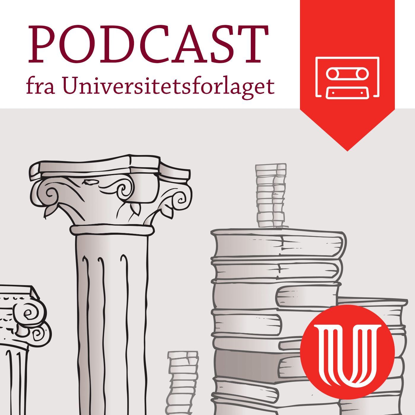 Universitetsforlagets podcast