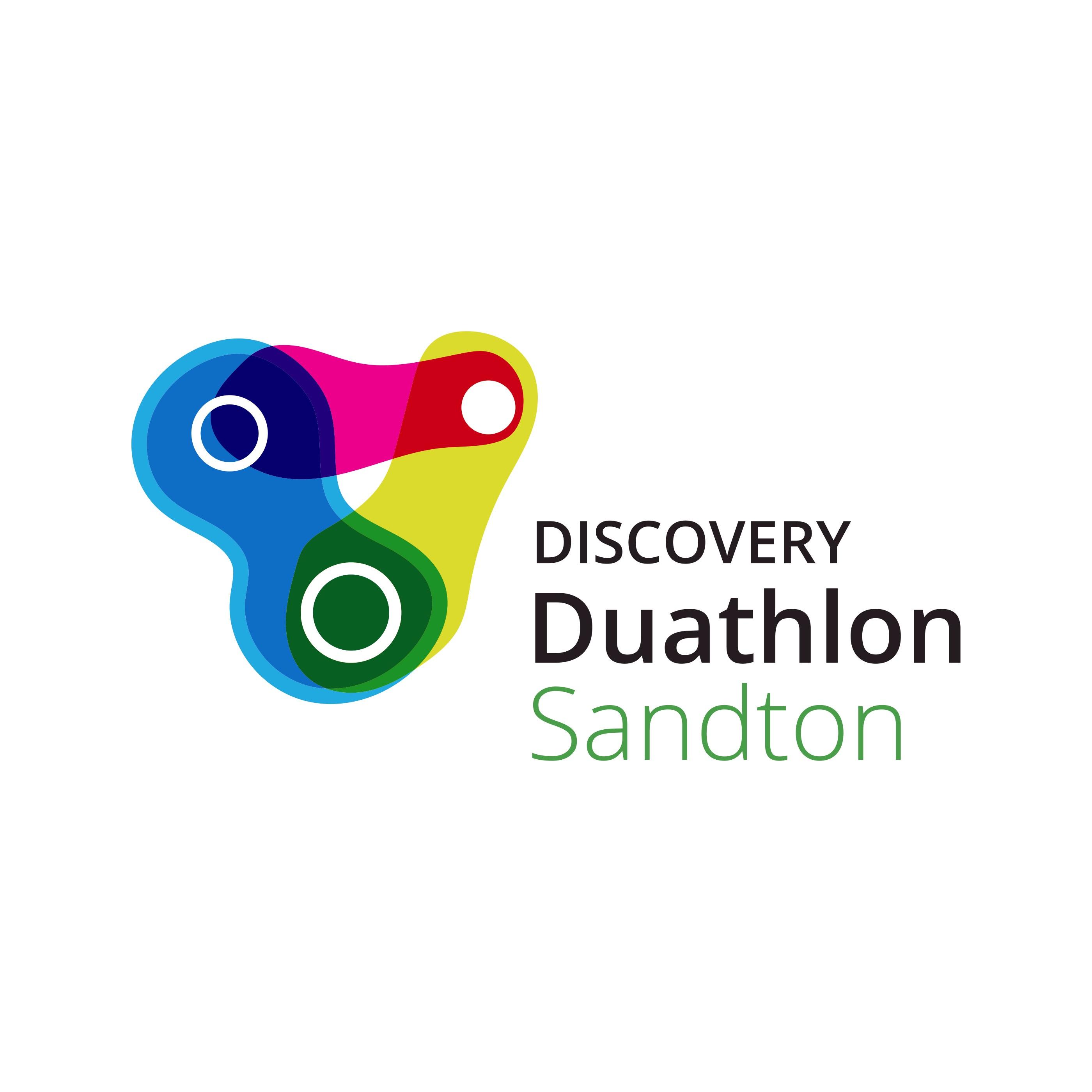 Discovery Duathlon Cast