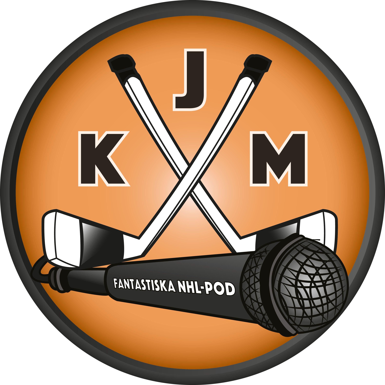Johan, Kristian & Mannes fantastiska NHL-podcast!