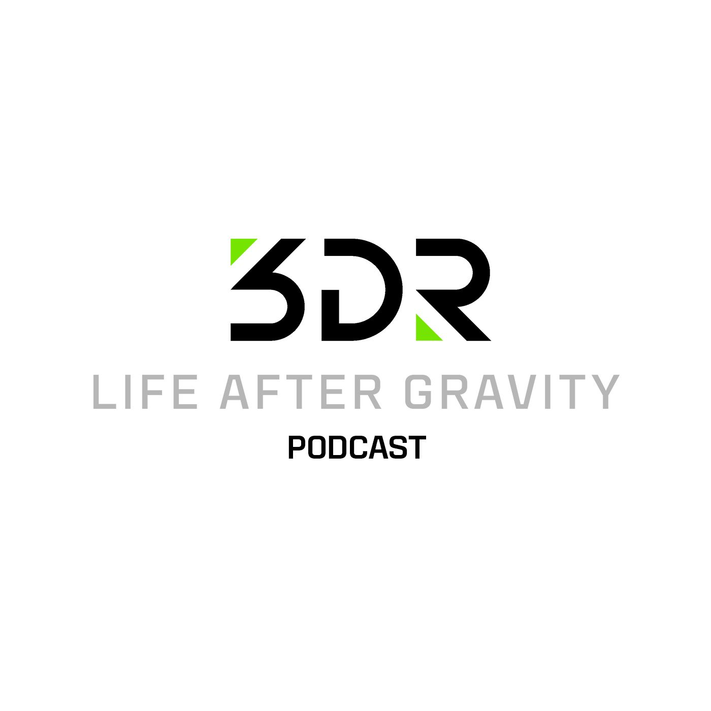 3DR Life After Gravity Podcast