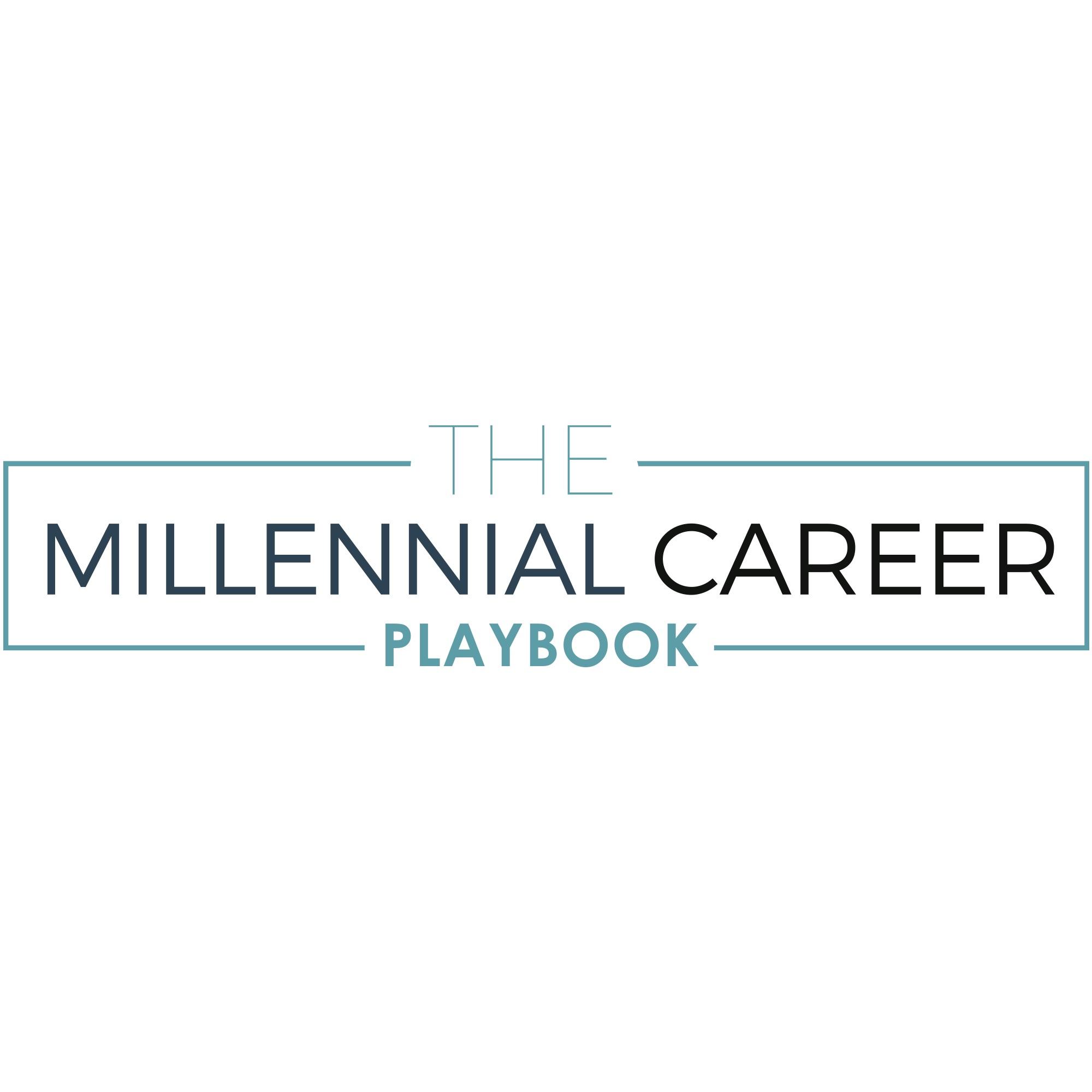 The Millennial Career Playbook