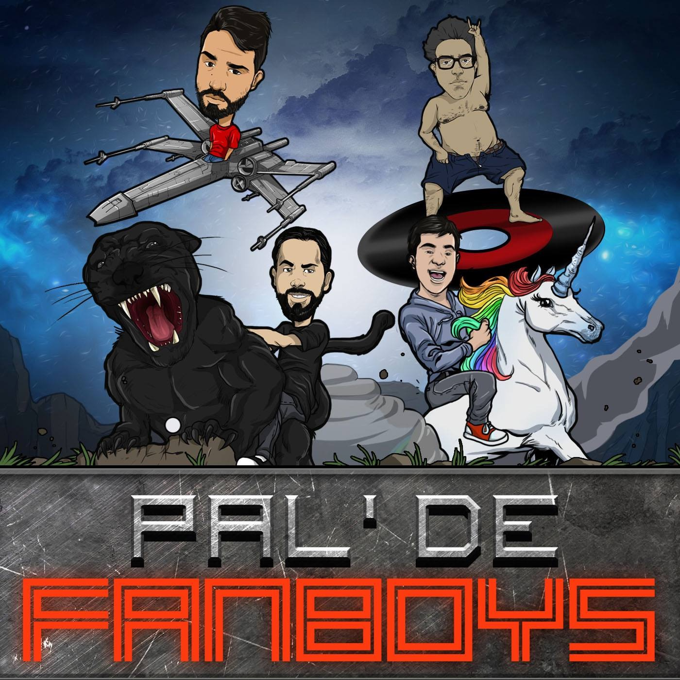 PAL' DE FANBOYS