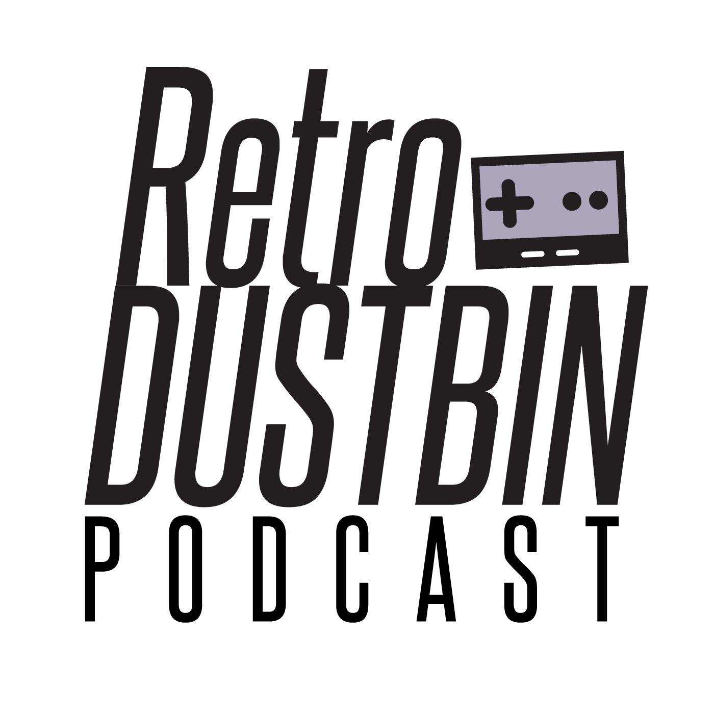 Retro Dustbin Podcast