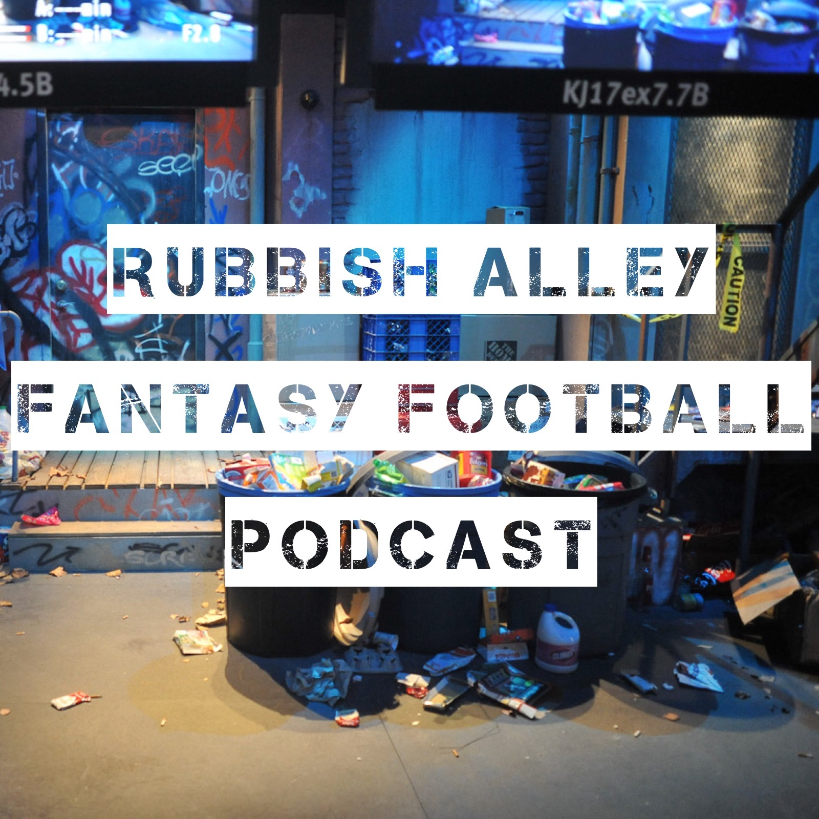 Rubbish Alley Fantasy Football Podcast