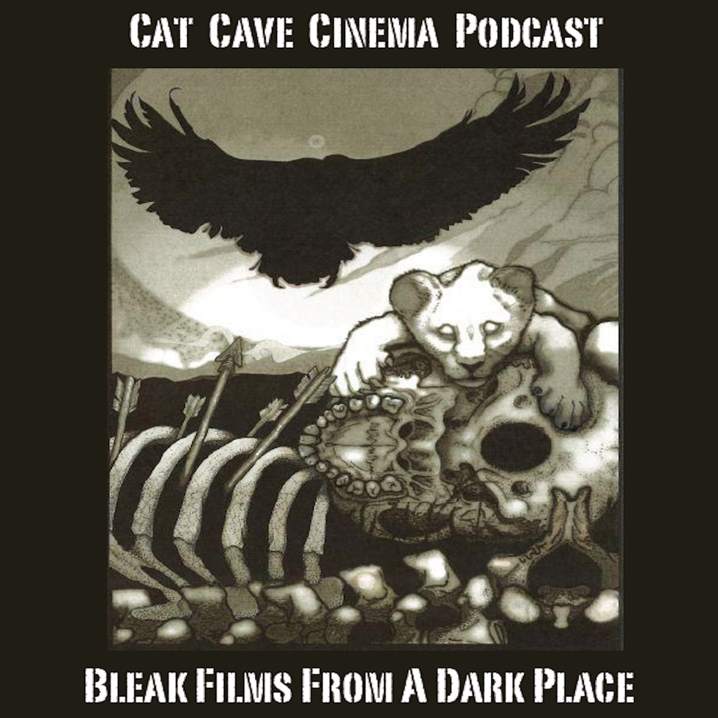 Cat Cave Cinema Podcast