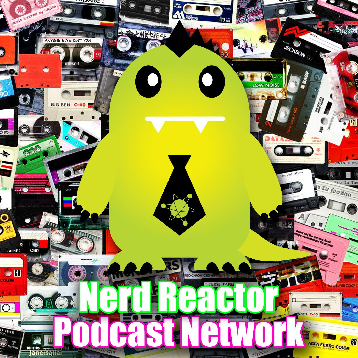Nerd Reactor Podcast Network