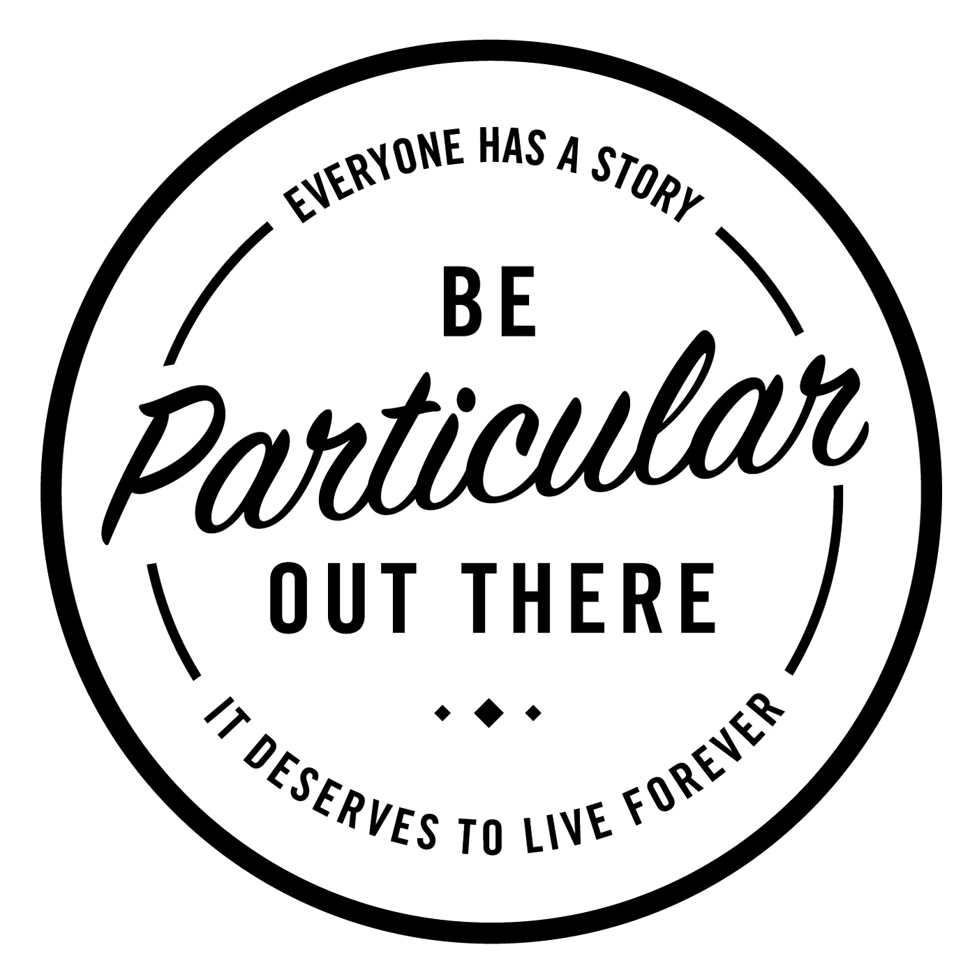 Be Particular Out There | Podcast