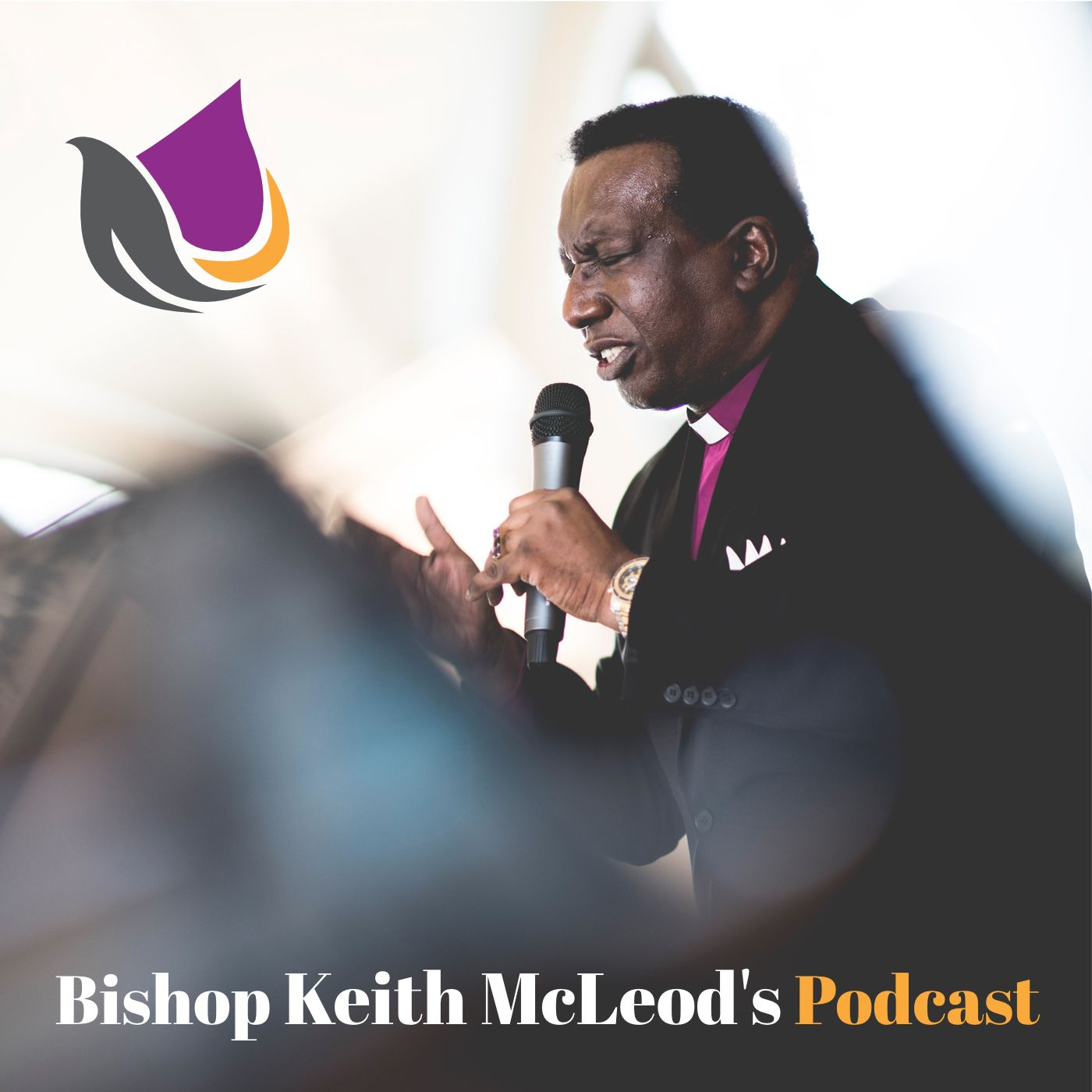 Bishop Keith McLeod