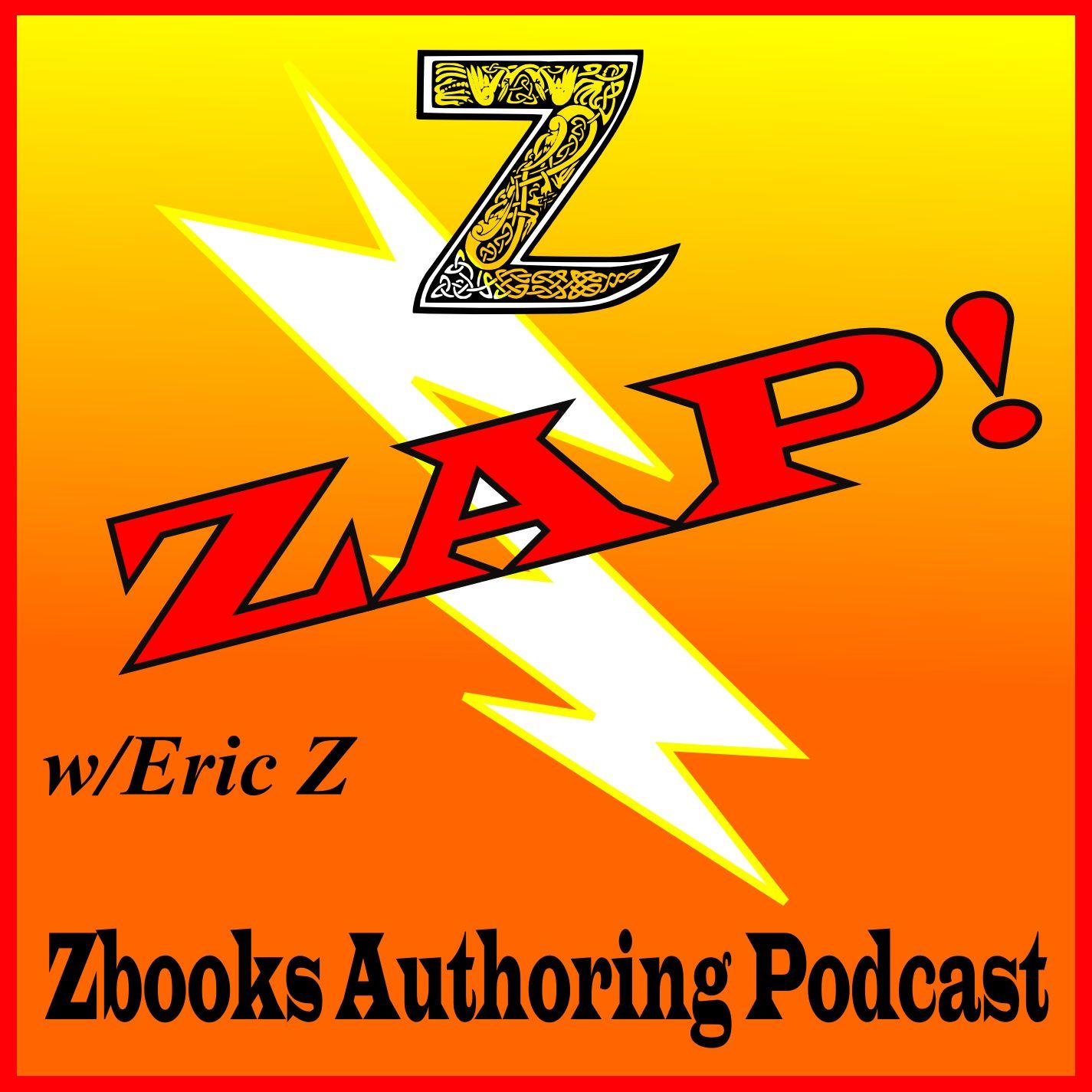 Zap w/Eric Z