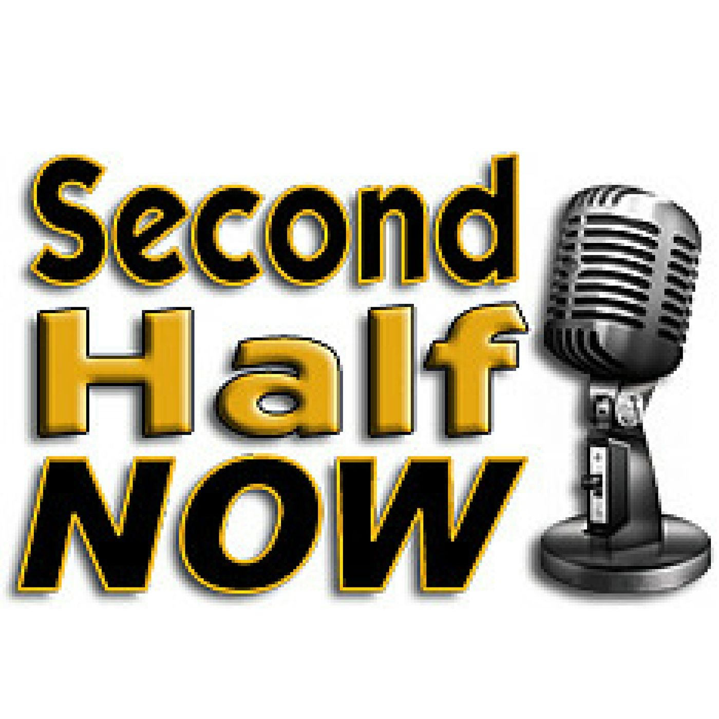 Second Half Now Podcast