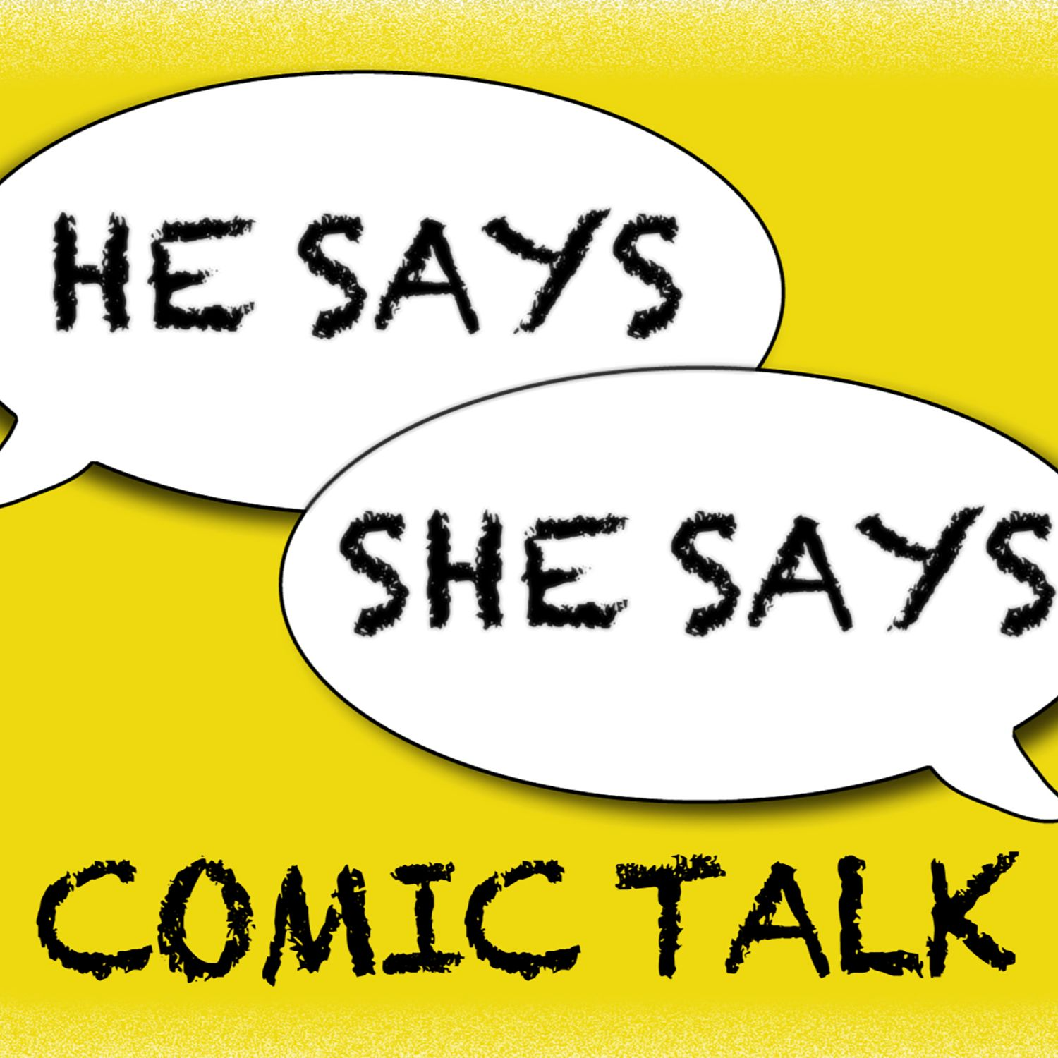 He Says, She Says: Comics