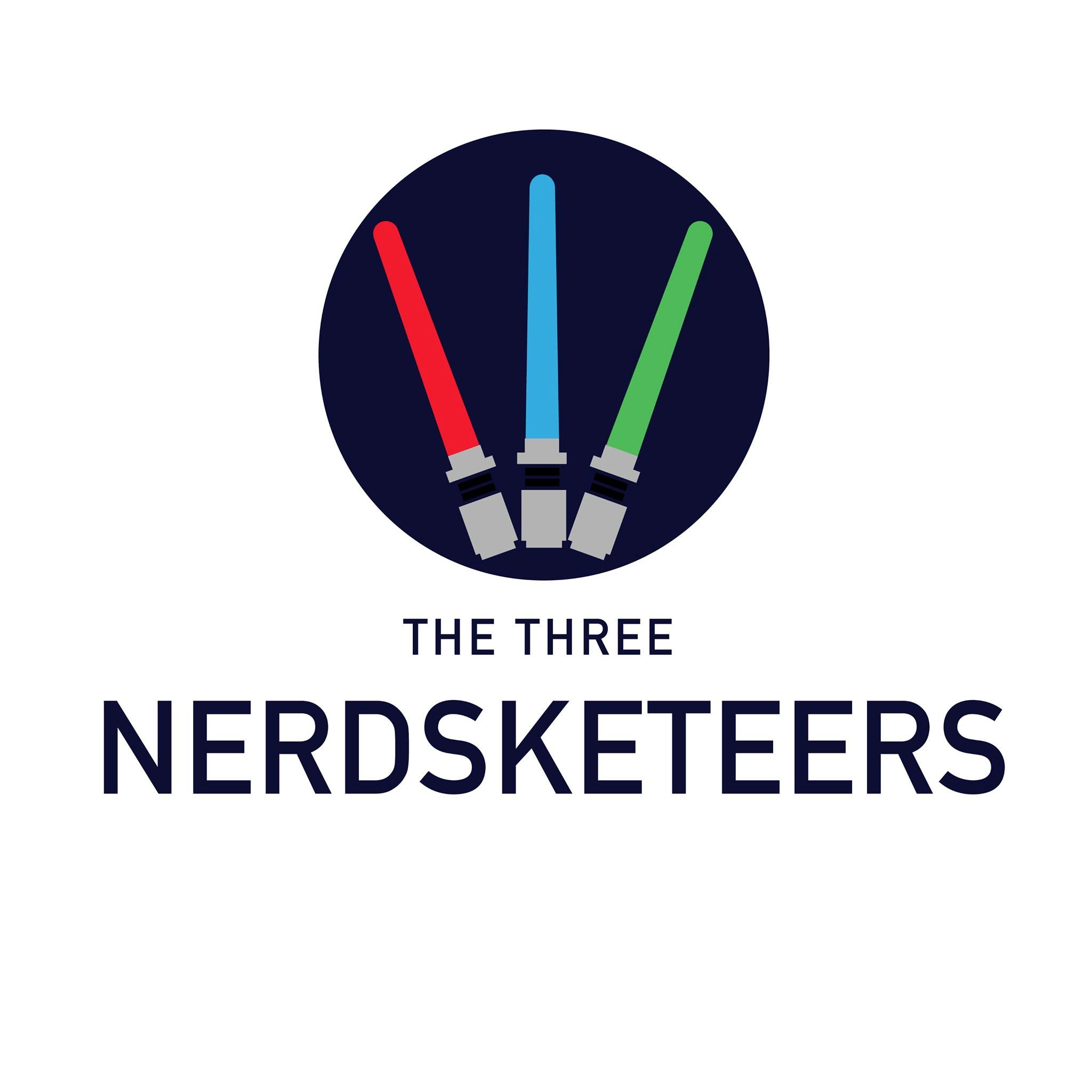The Three Nerdsketeers Podcast