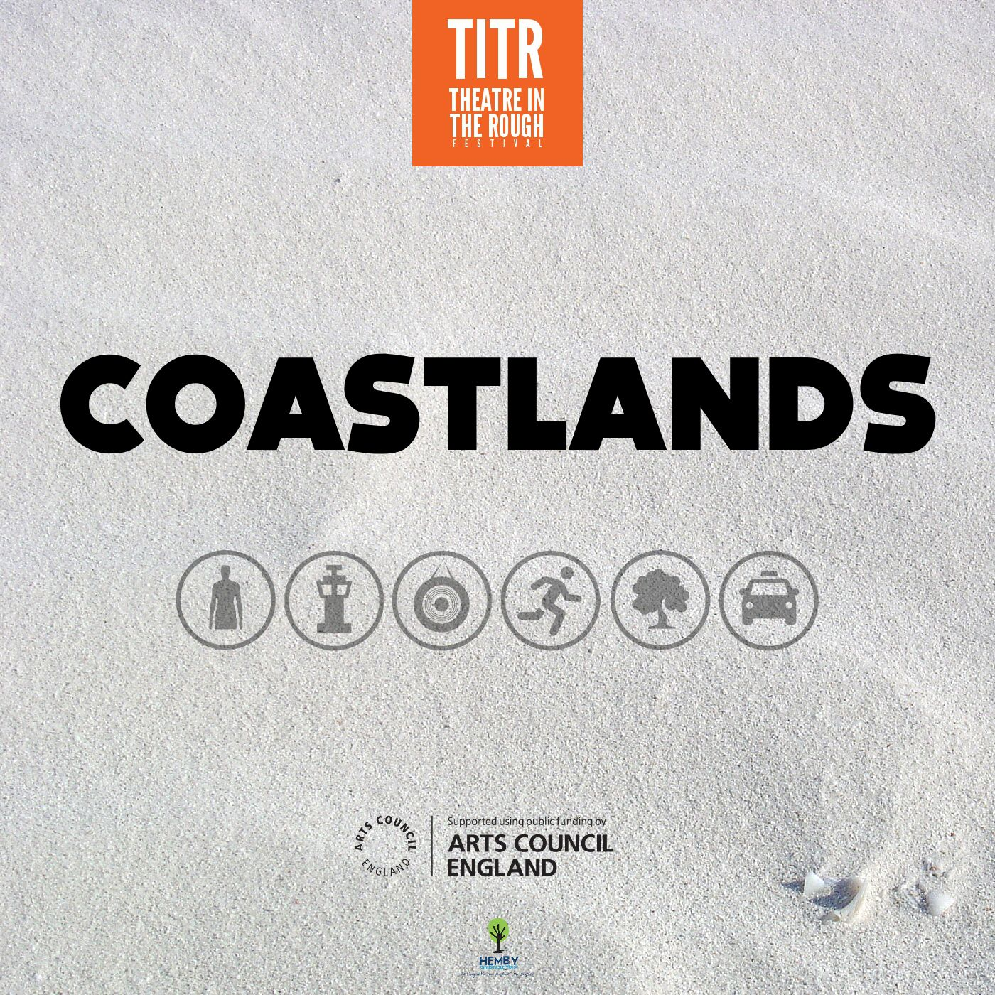 Coastlands: Stories of the Sefton Coast