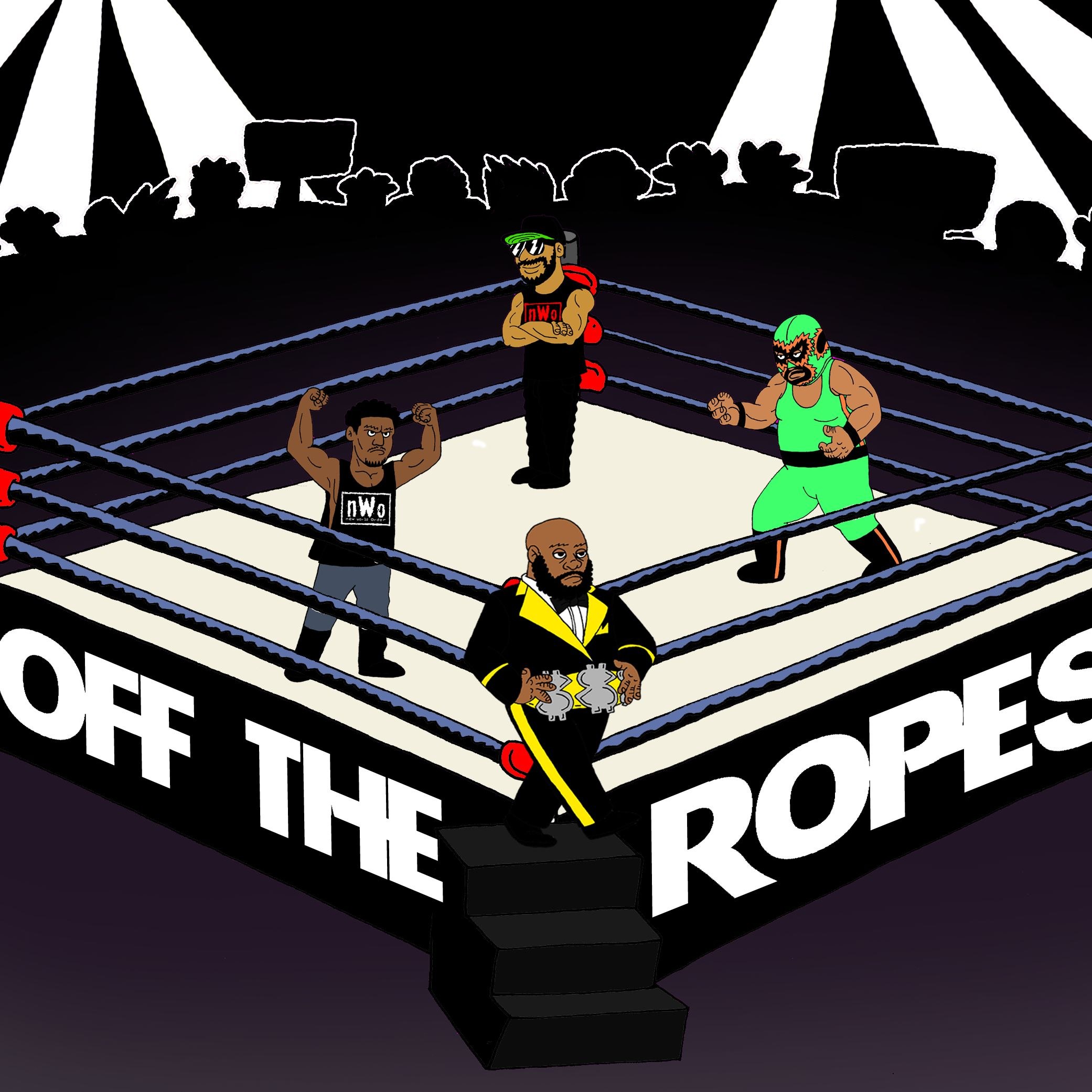 Off The Ropes Podcast