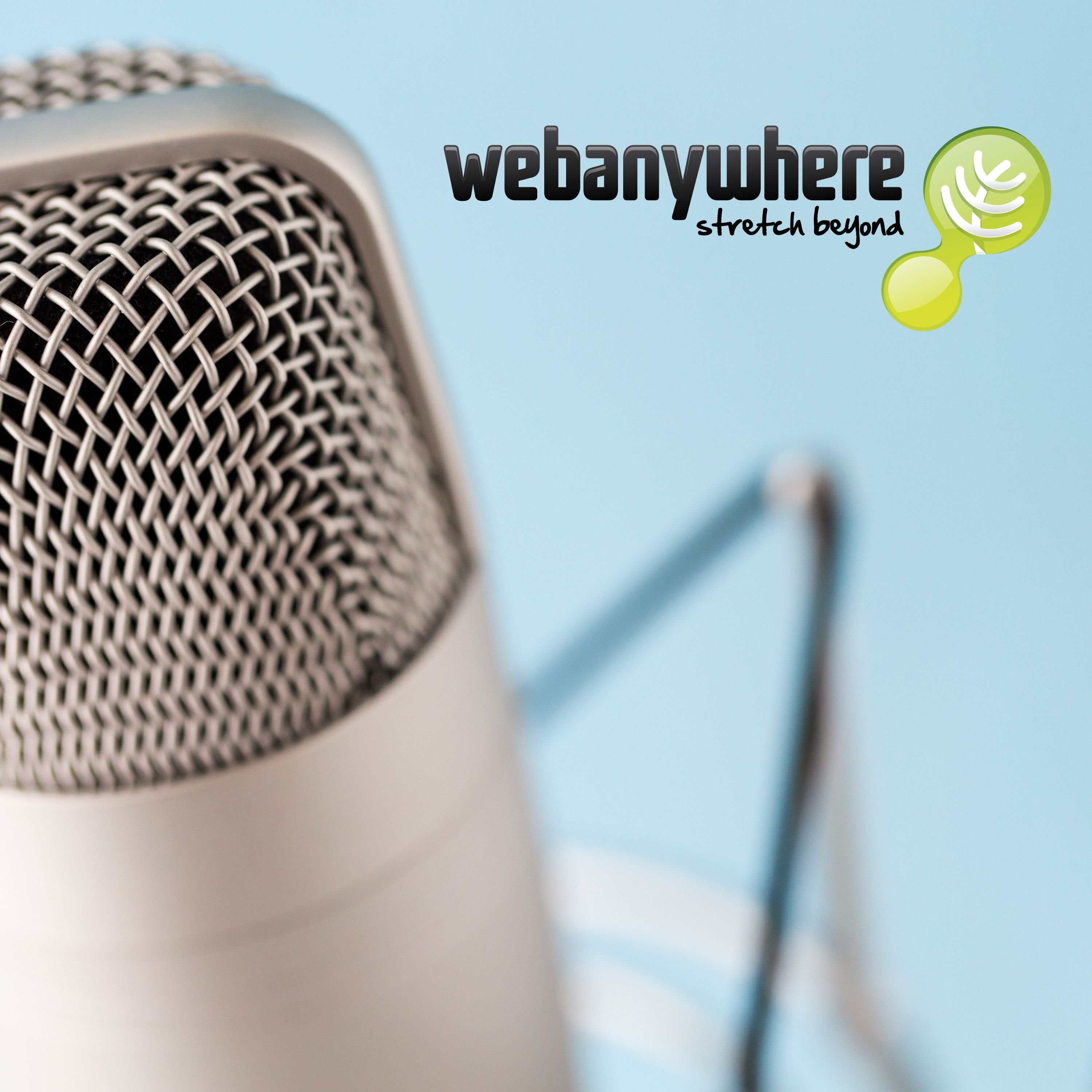 Webanywhere Podcast