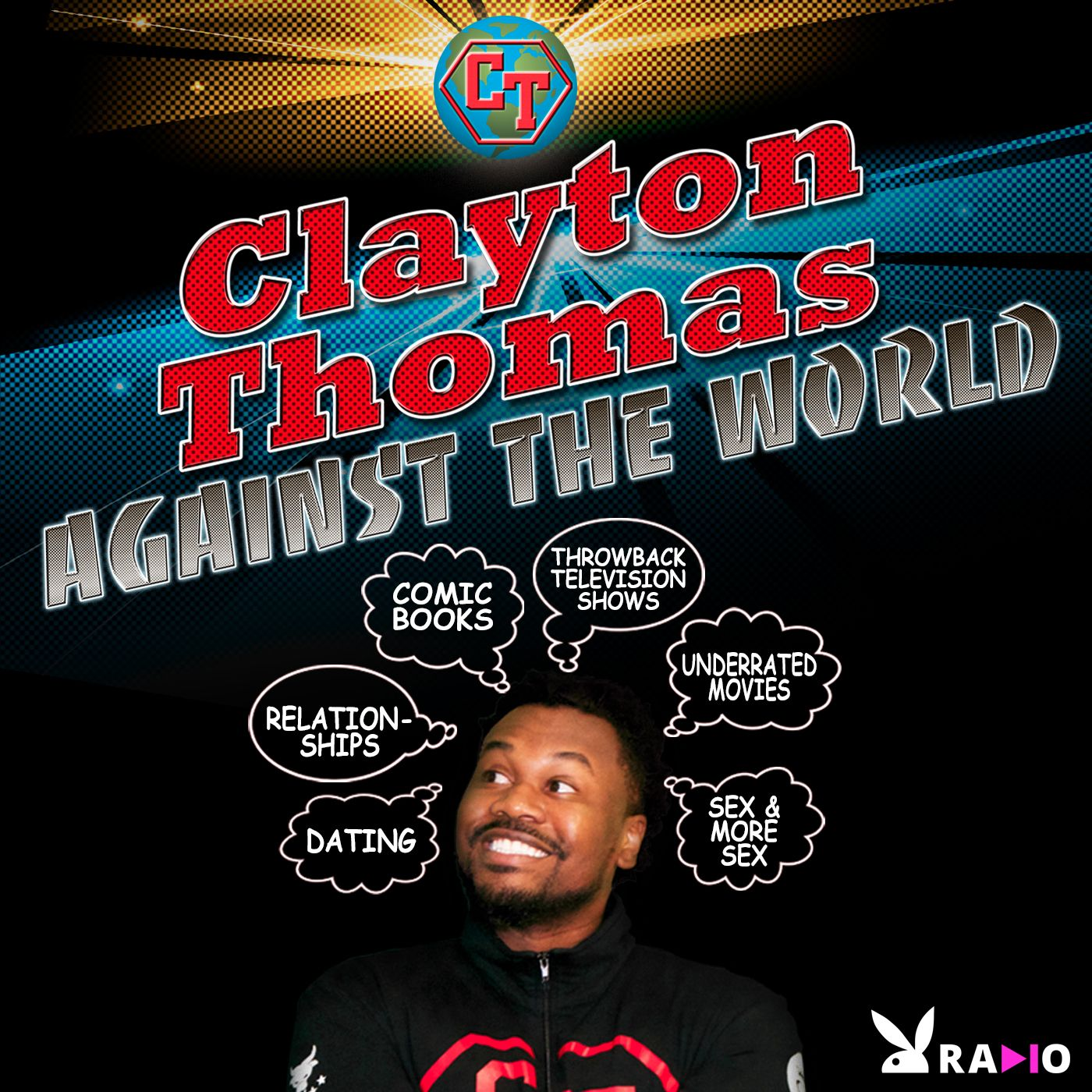 Clayton Thomas Against The World