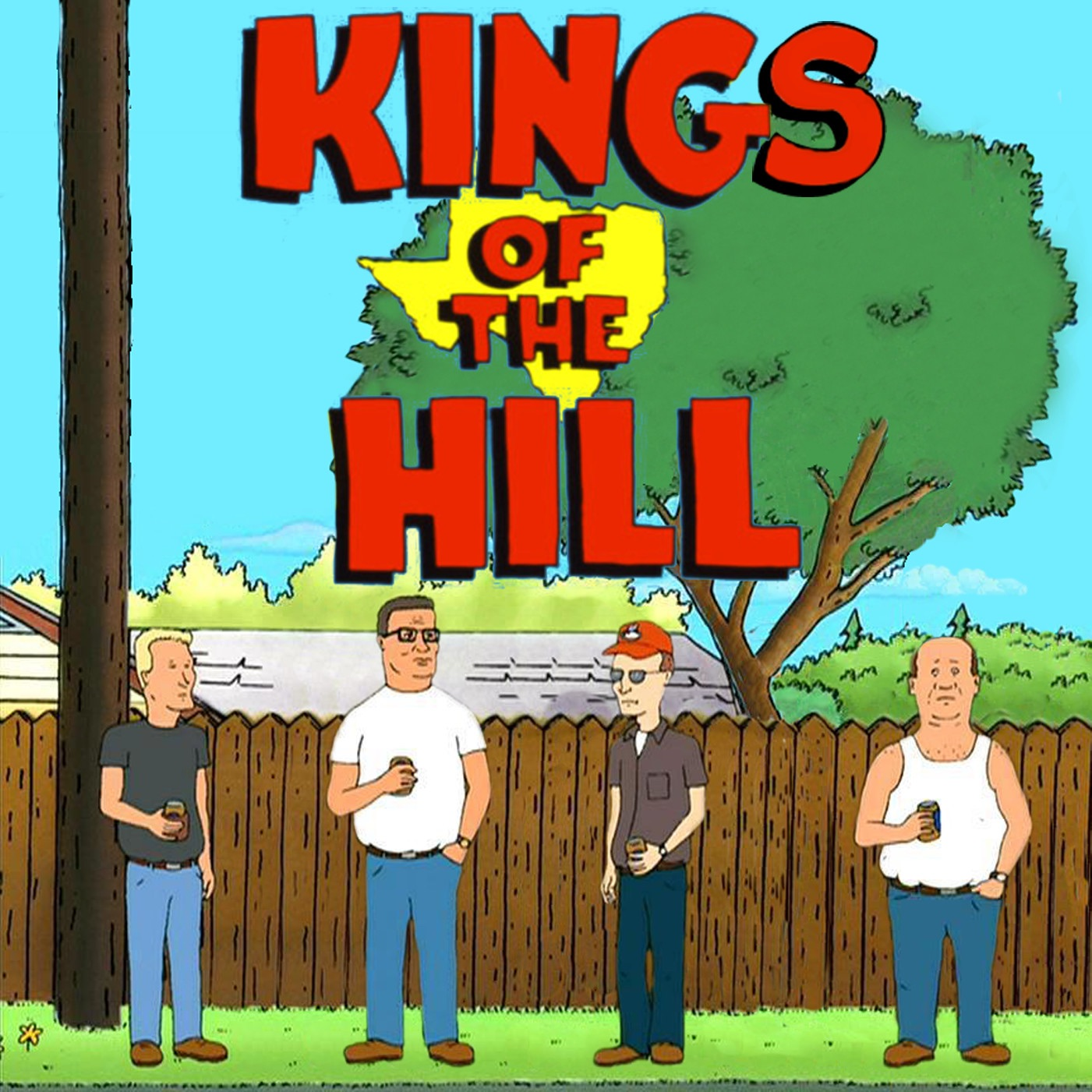 Kings of the Hill Podcast - A Texan & Yankee talk KOTH