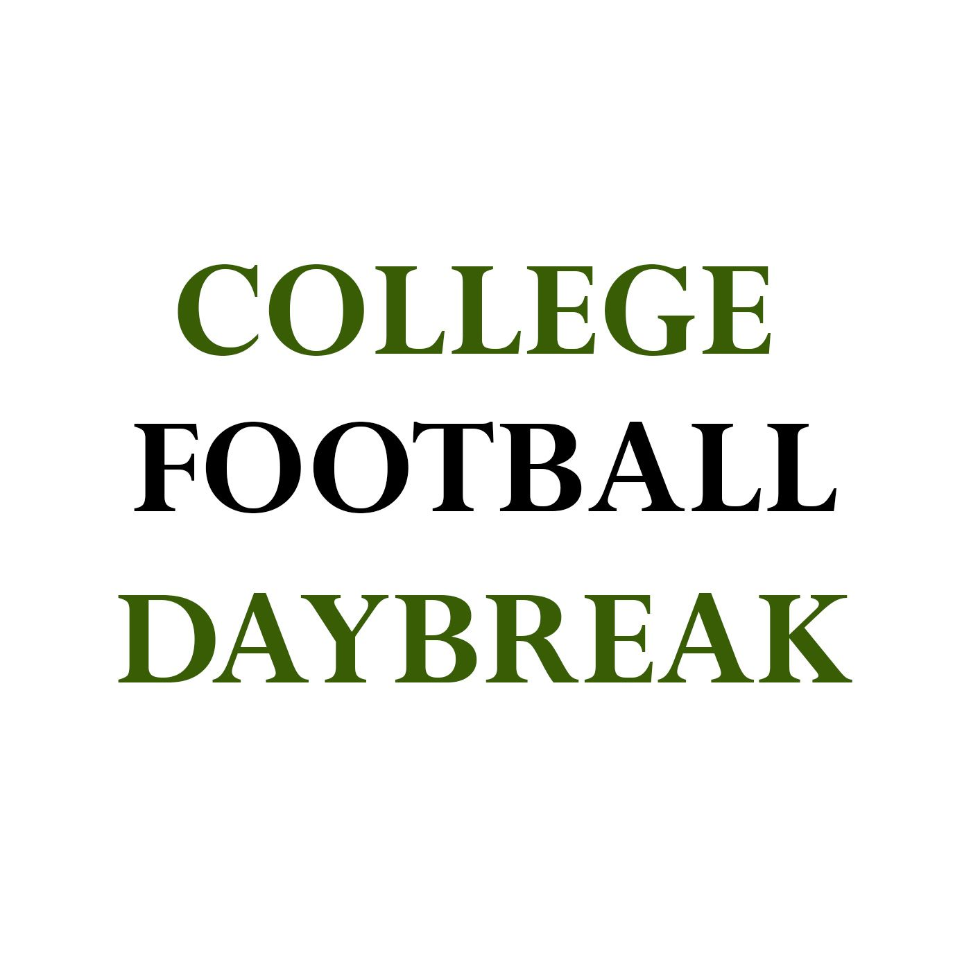 College Football Daybreak