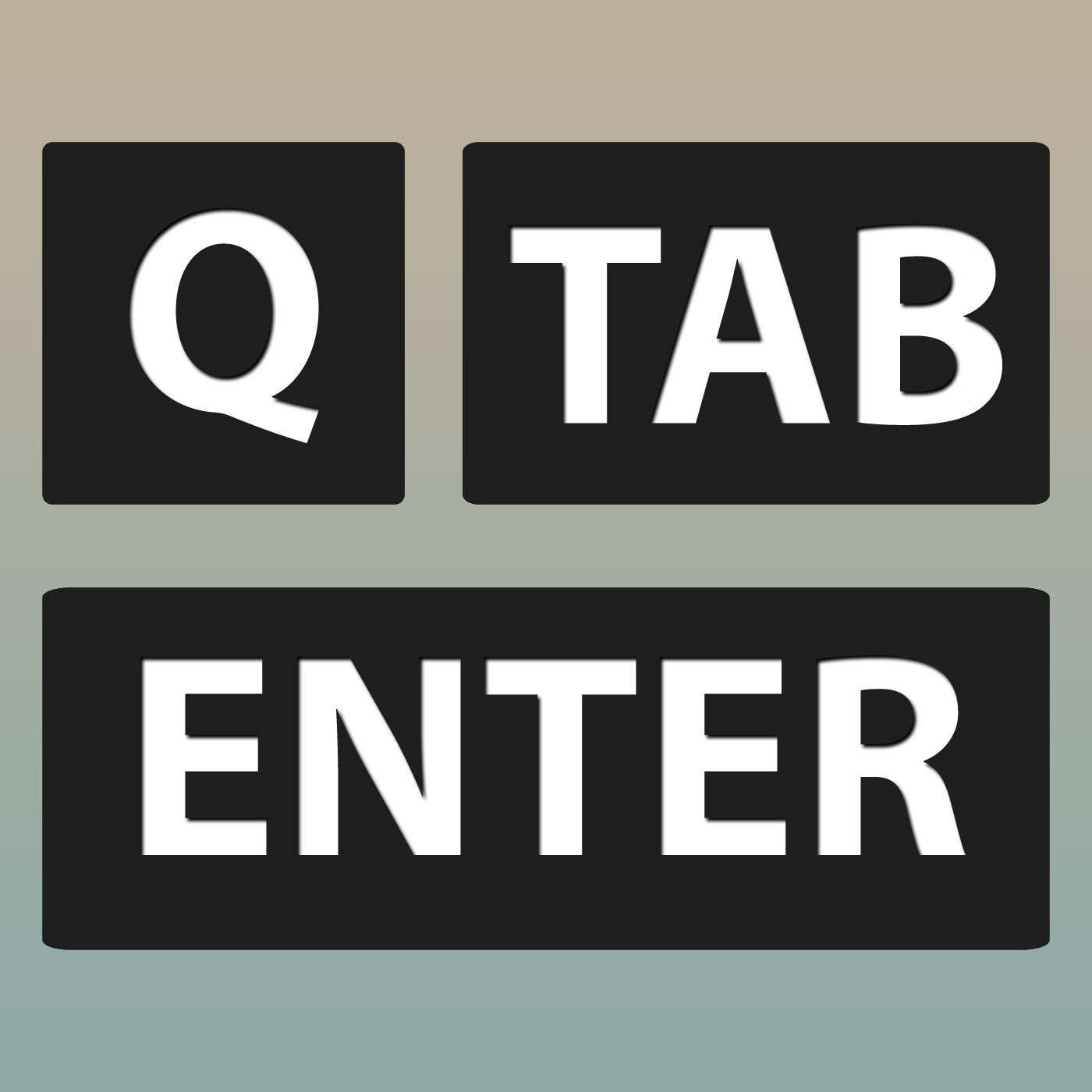 Q Tab Enter podcast