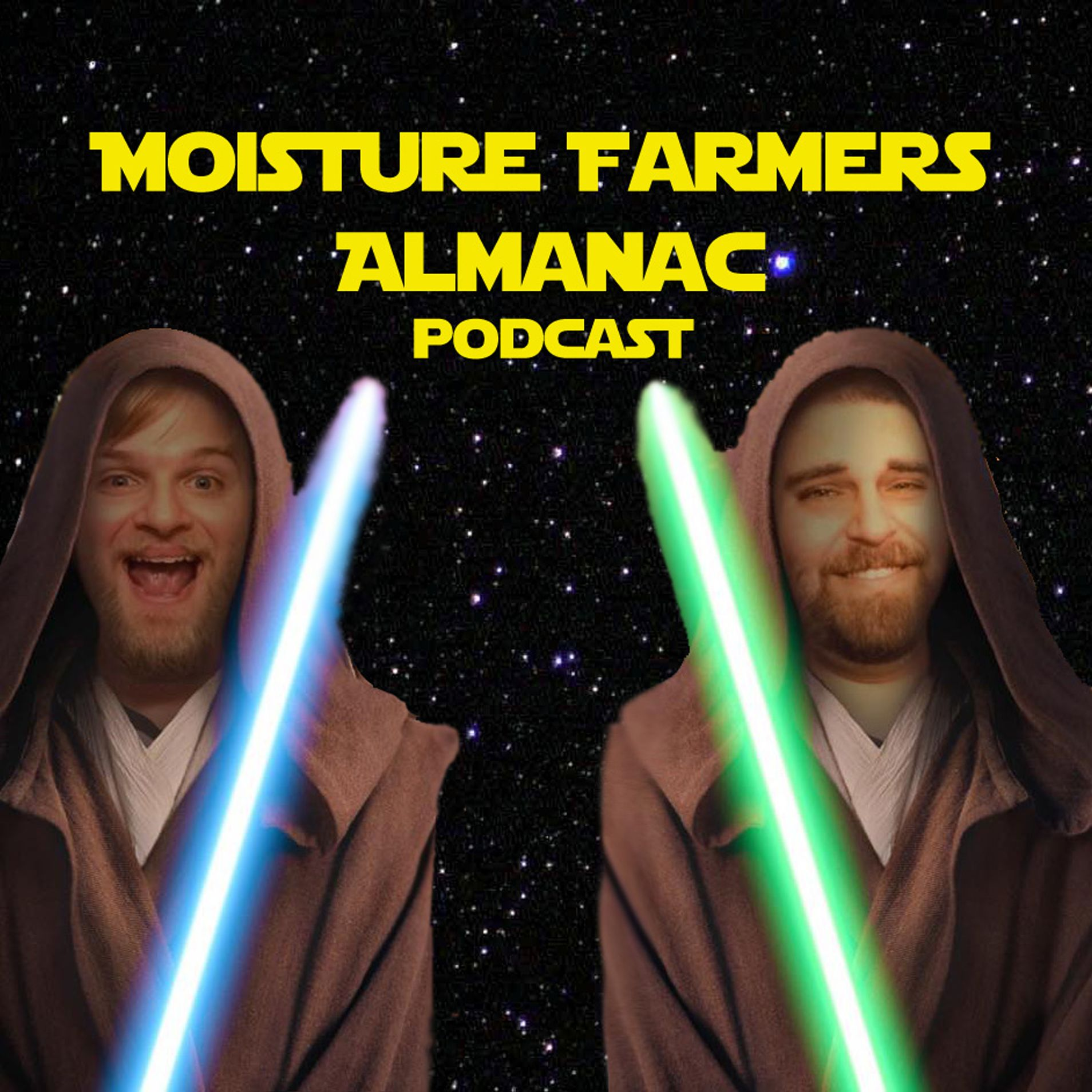 Moisture Farmers Almanac: A Star Wars Podcast