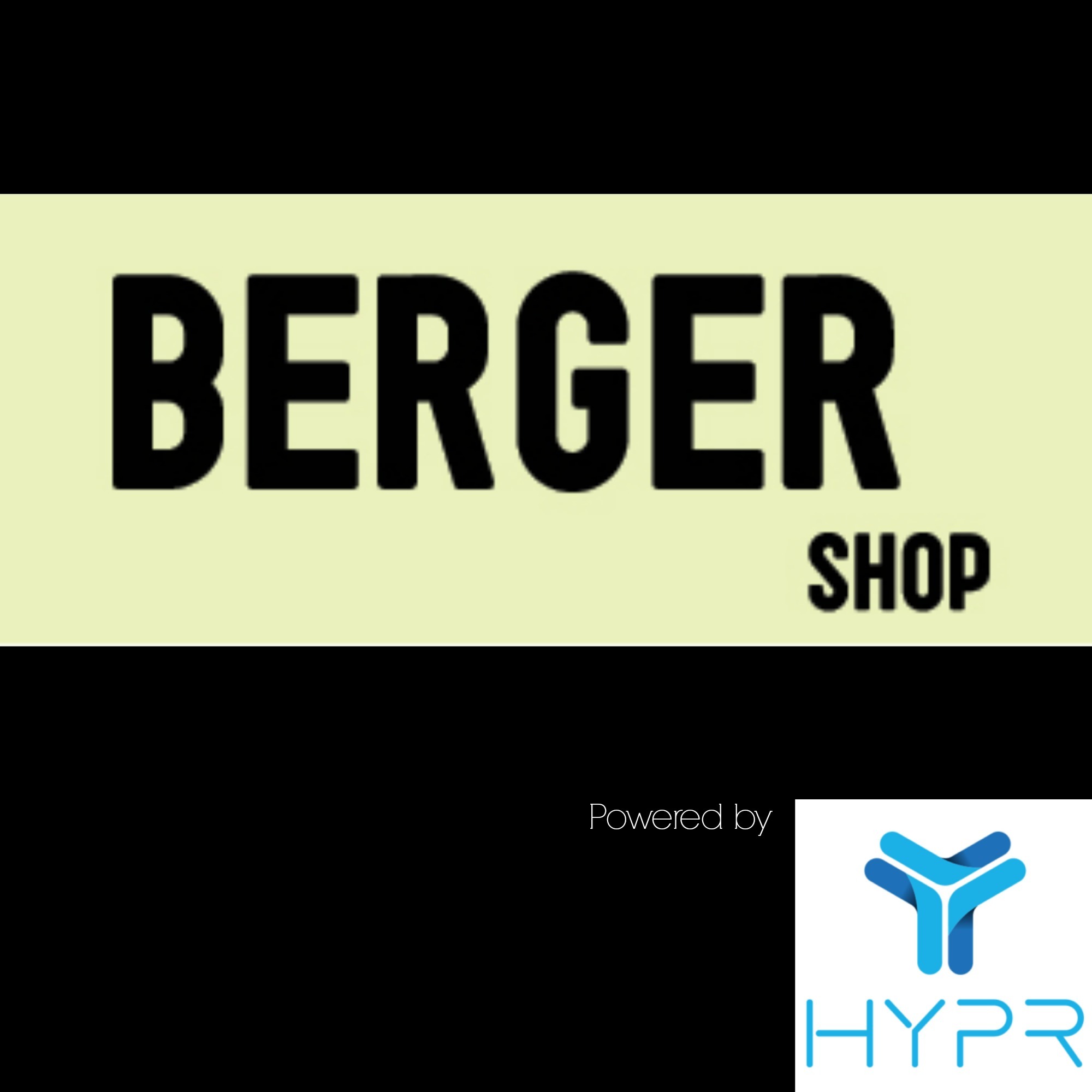 Inside The Berger Shop