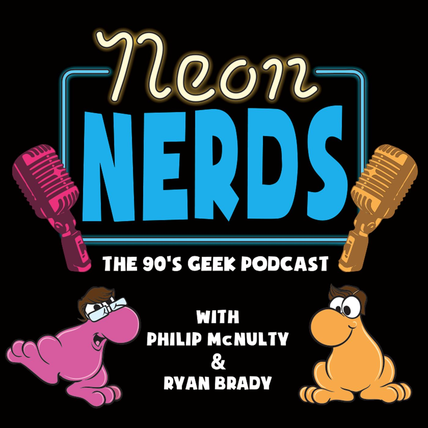 Neon Nerds Podcast