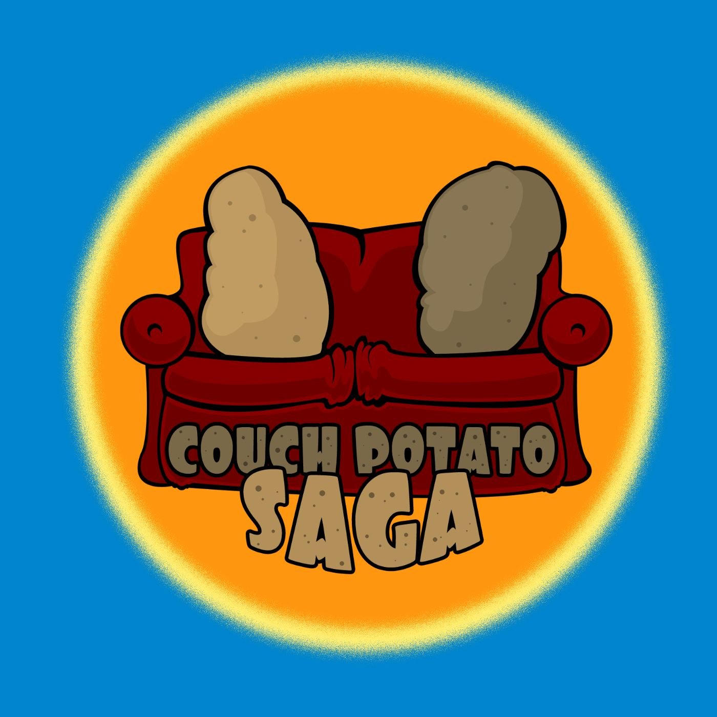 Couch Potato Saga in the Morning