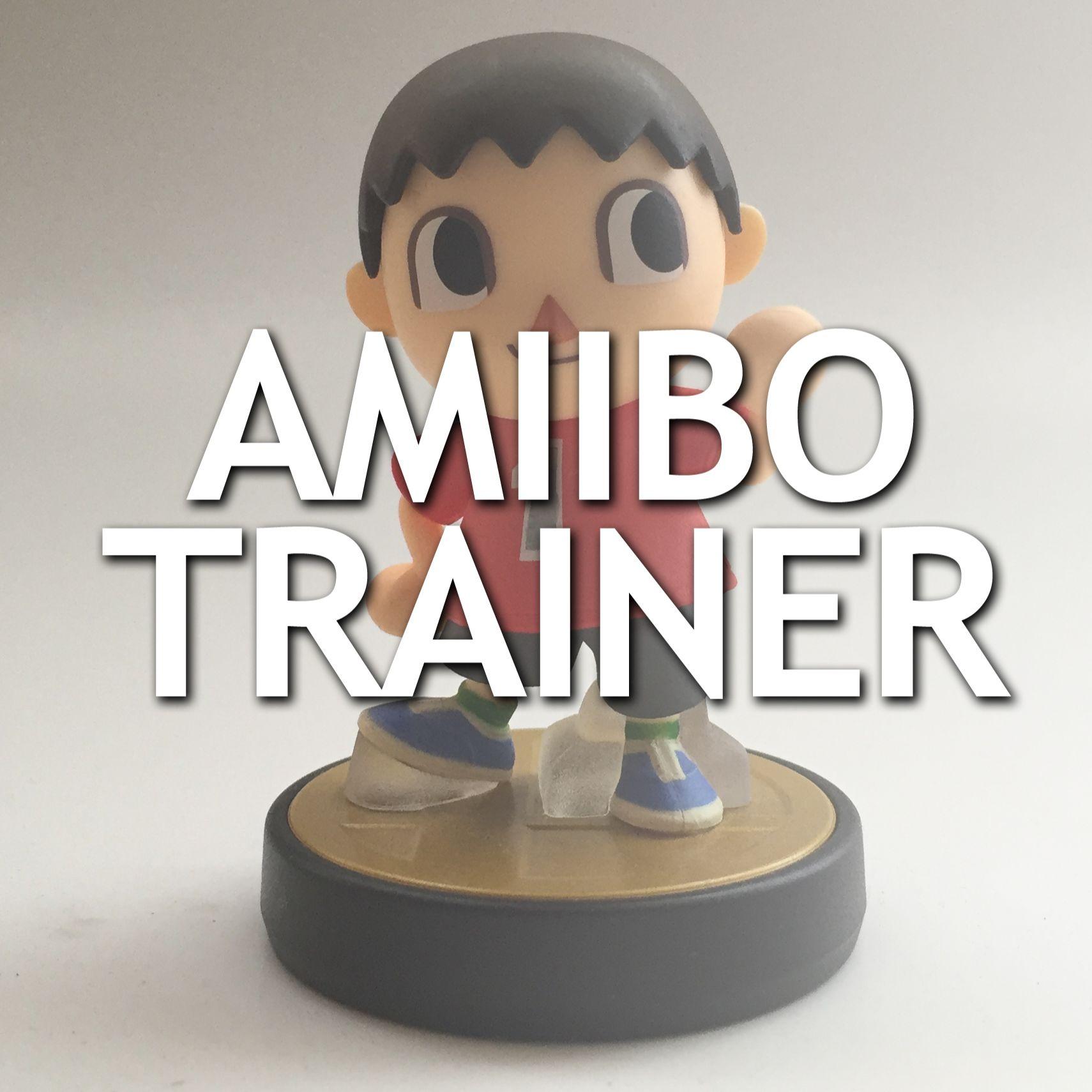 Amiibo Trainer