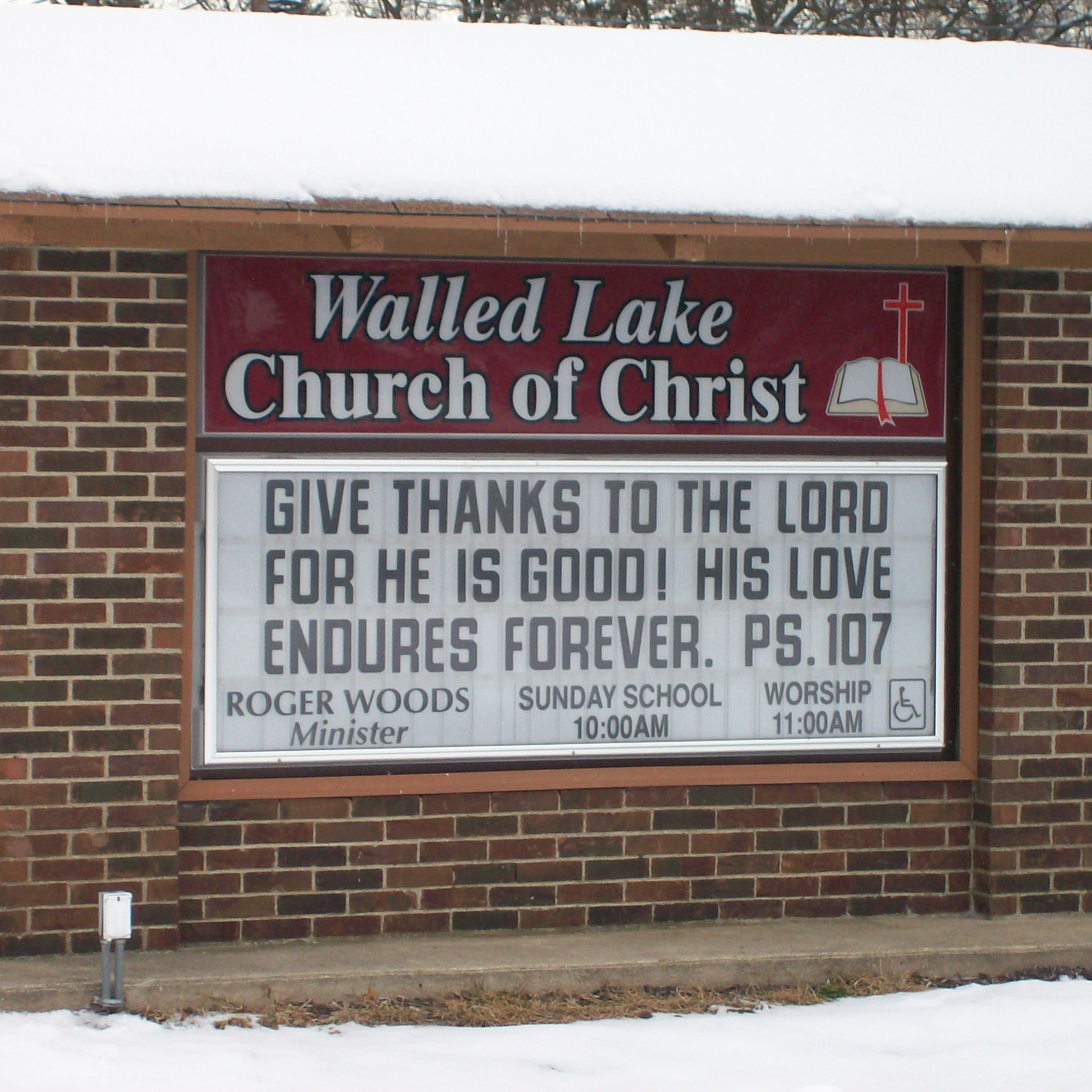Walled Lake Church of Christ