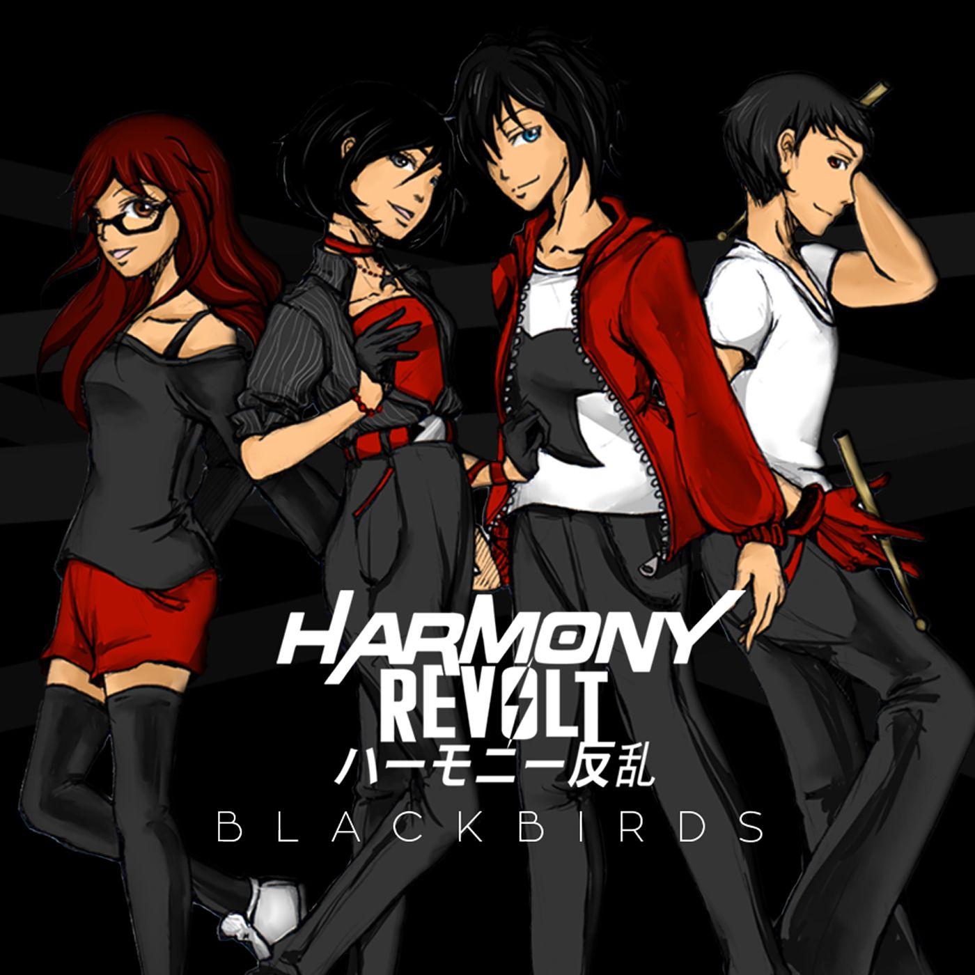 Harmony Revolt