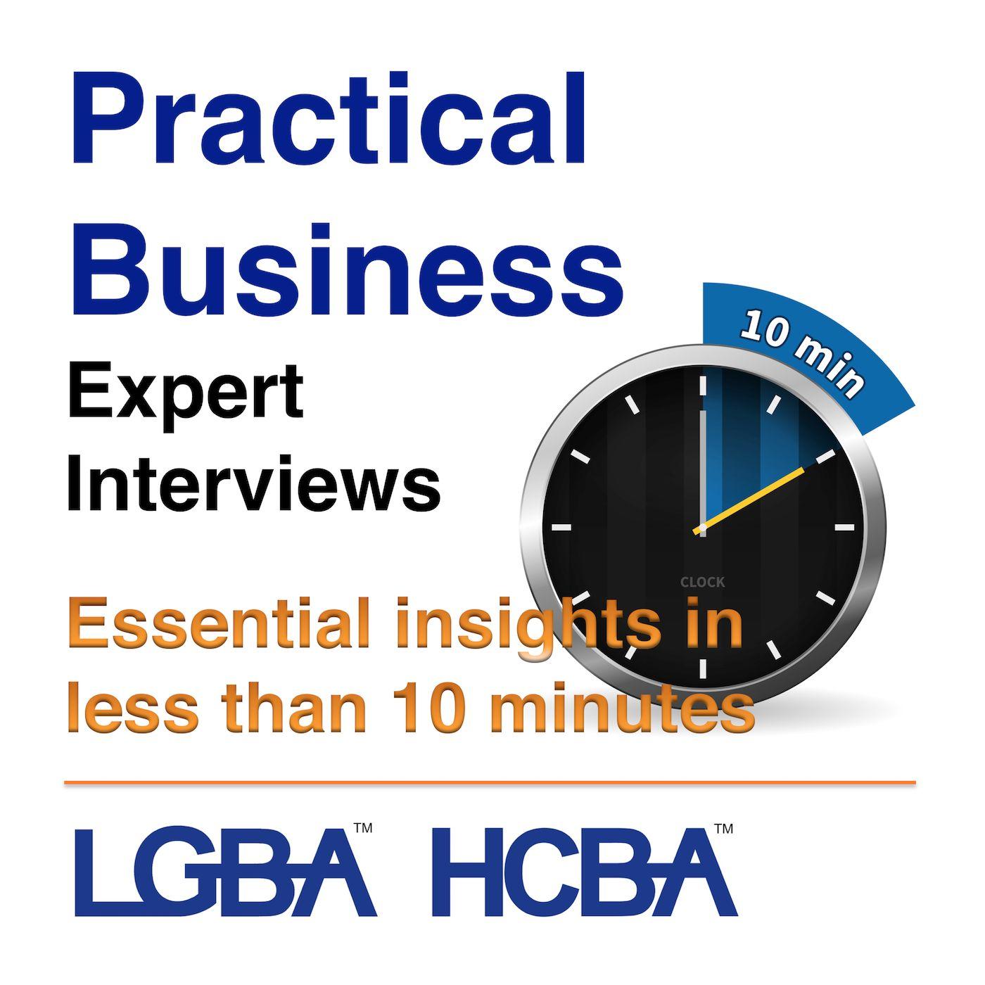 Practical Business Expert Interviews