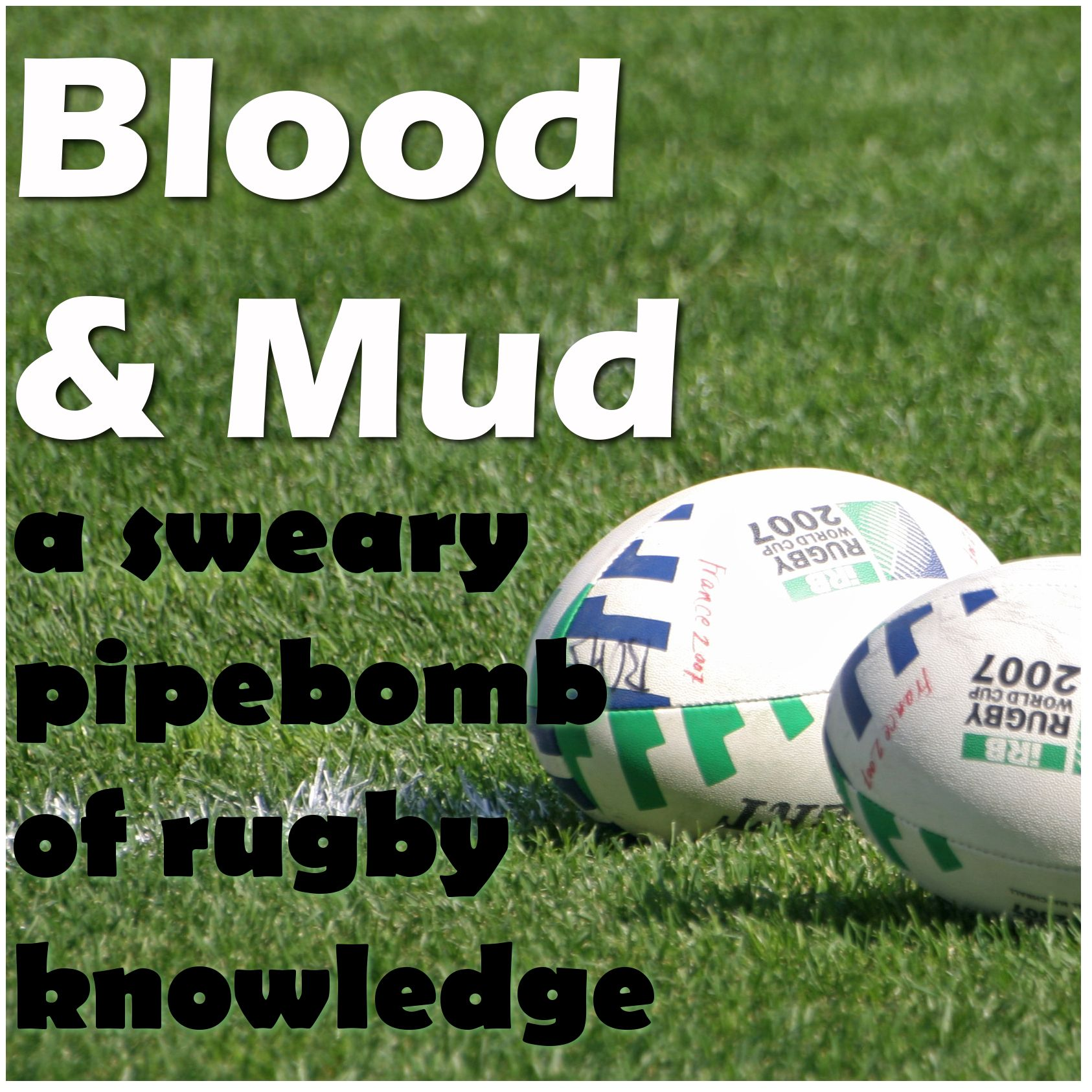 bloodandmud.com Rugby Podcast