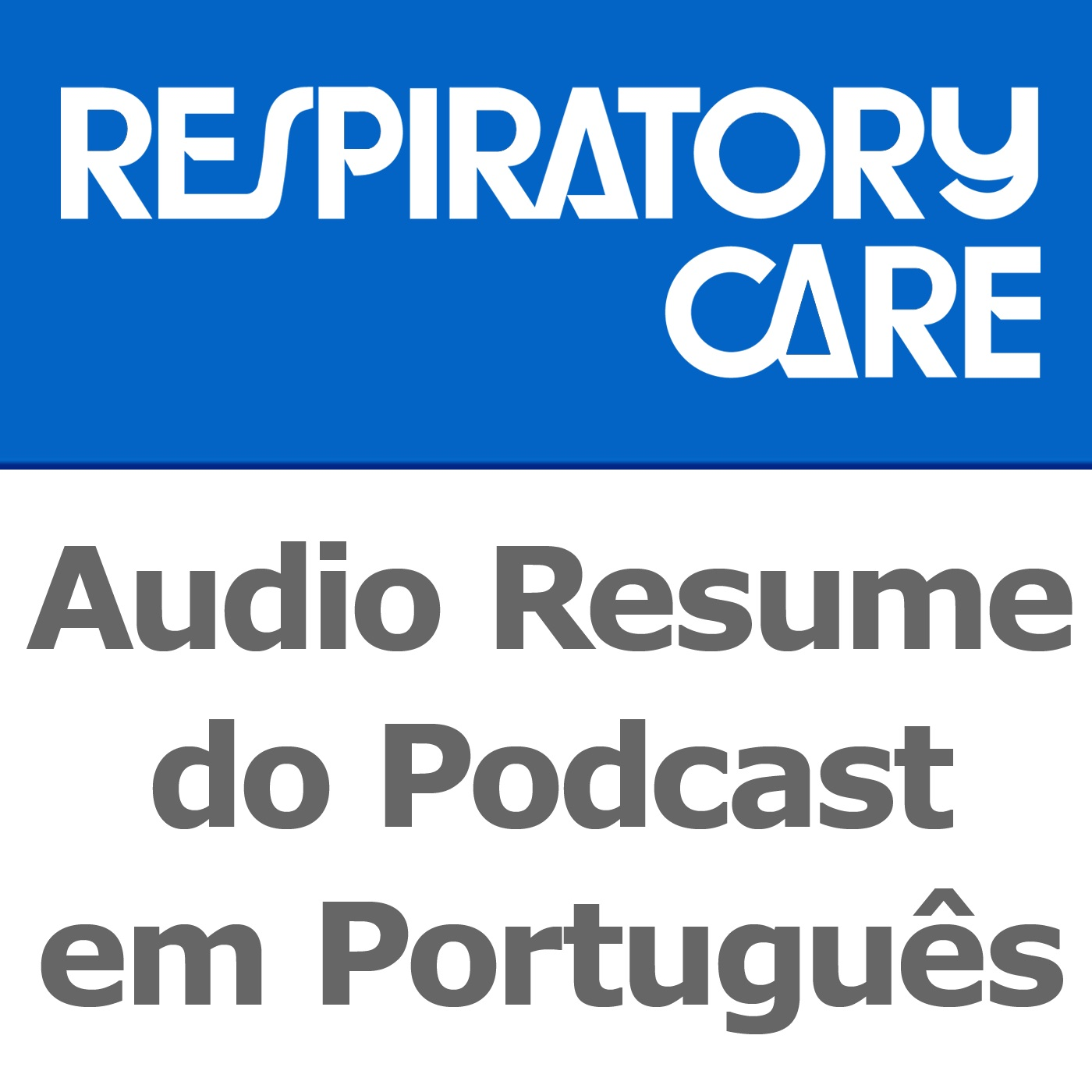 Audio Resume do Podcast em Português